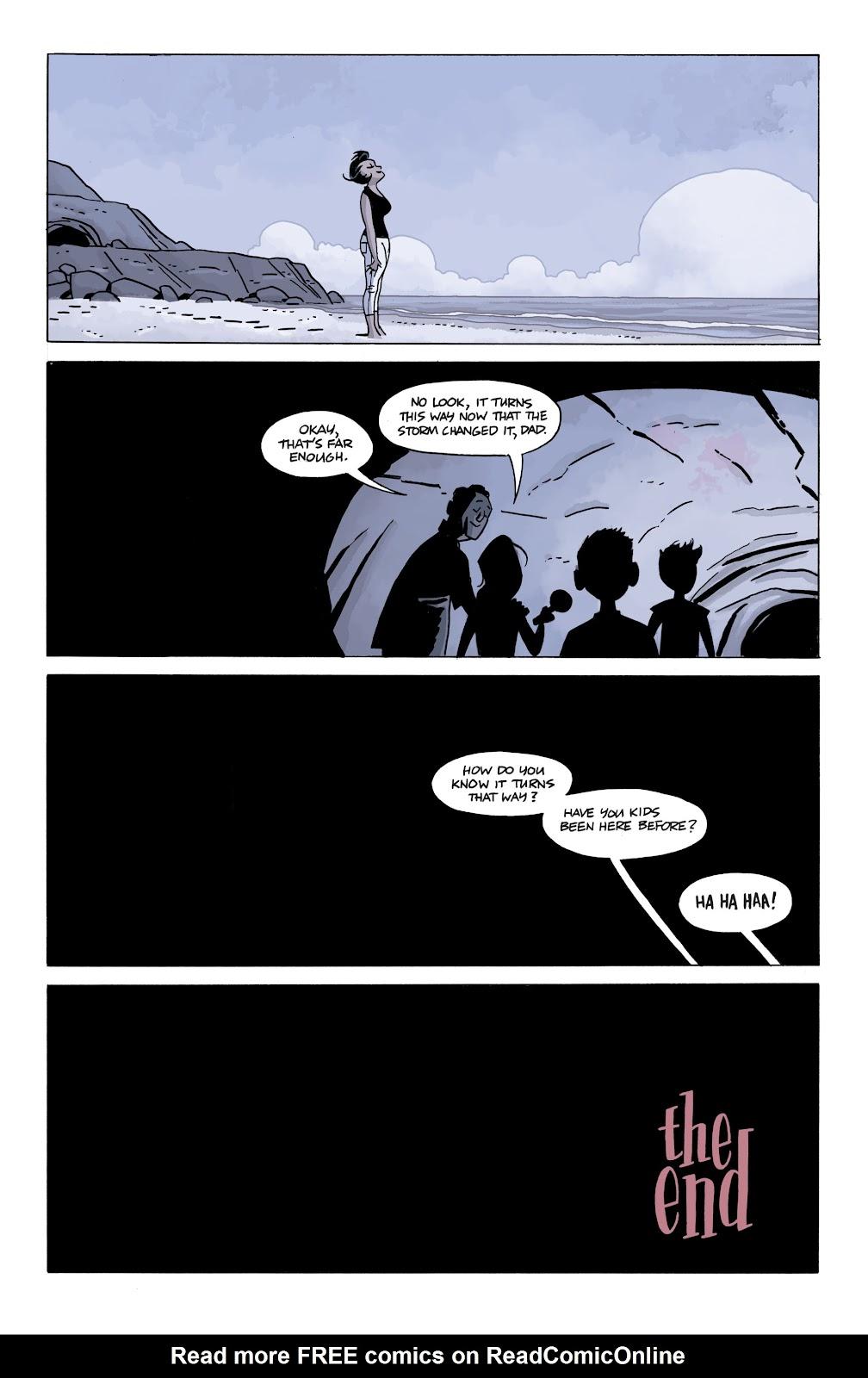 Read online The Twilight Children comic -  Issue #4 - 30