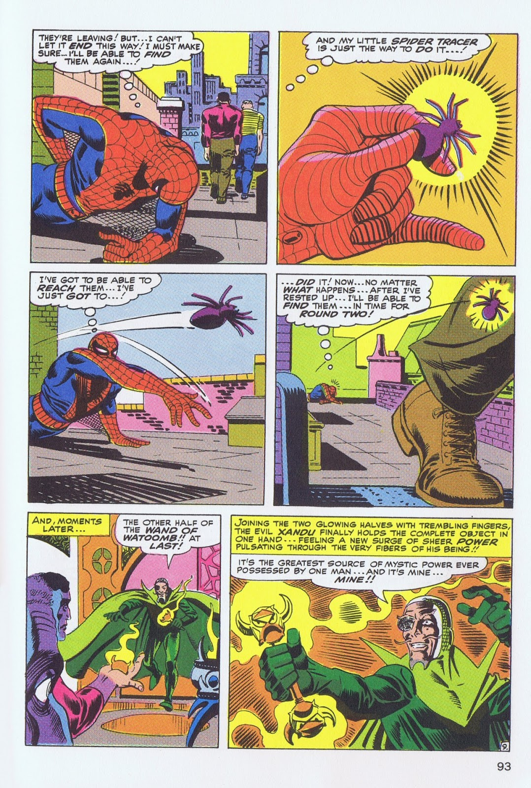 Doctor Strange: Master of the Mystic Arts issue TPB - Page 88