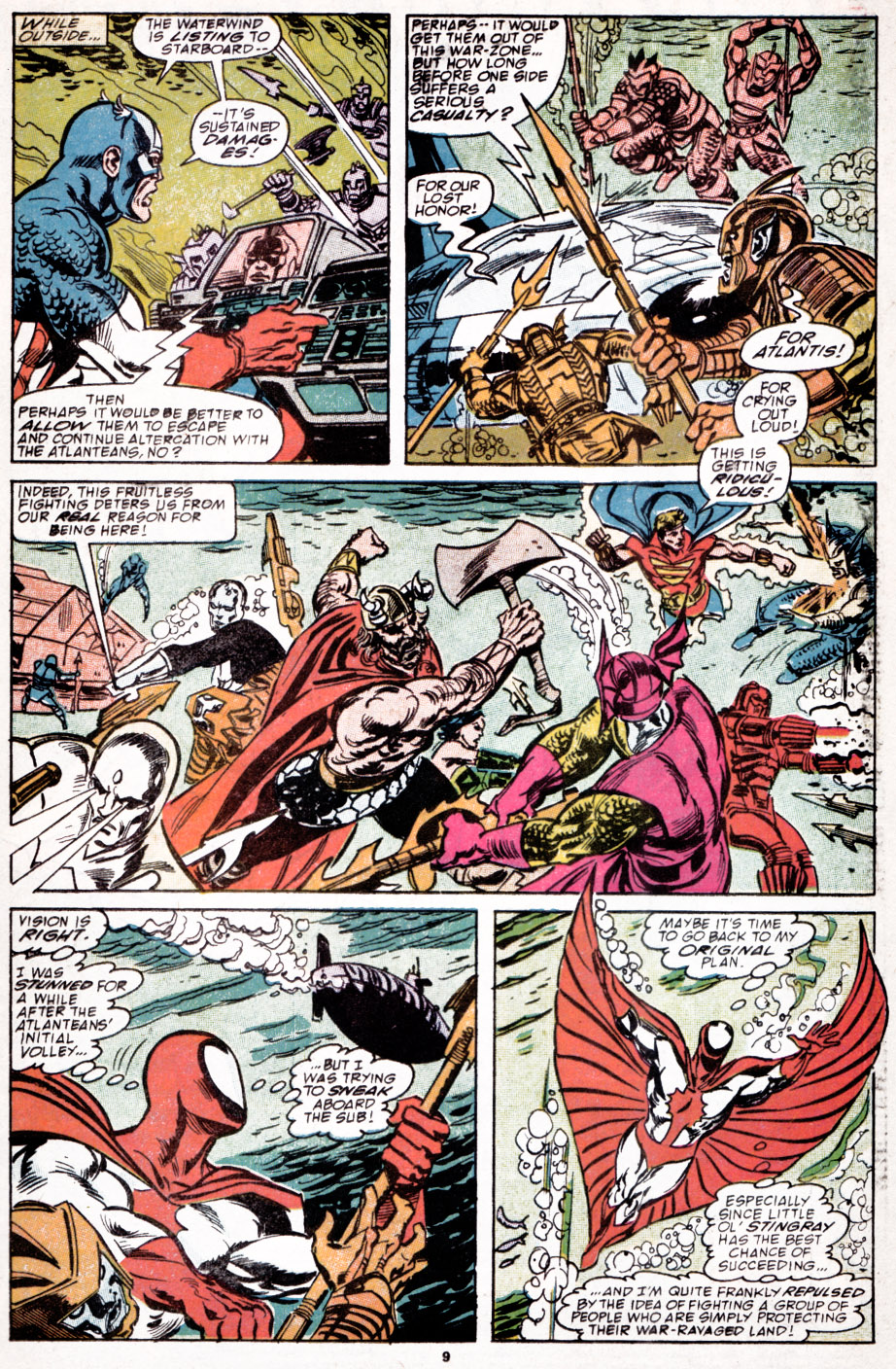 The Avengers (1963) 320 Page 7