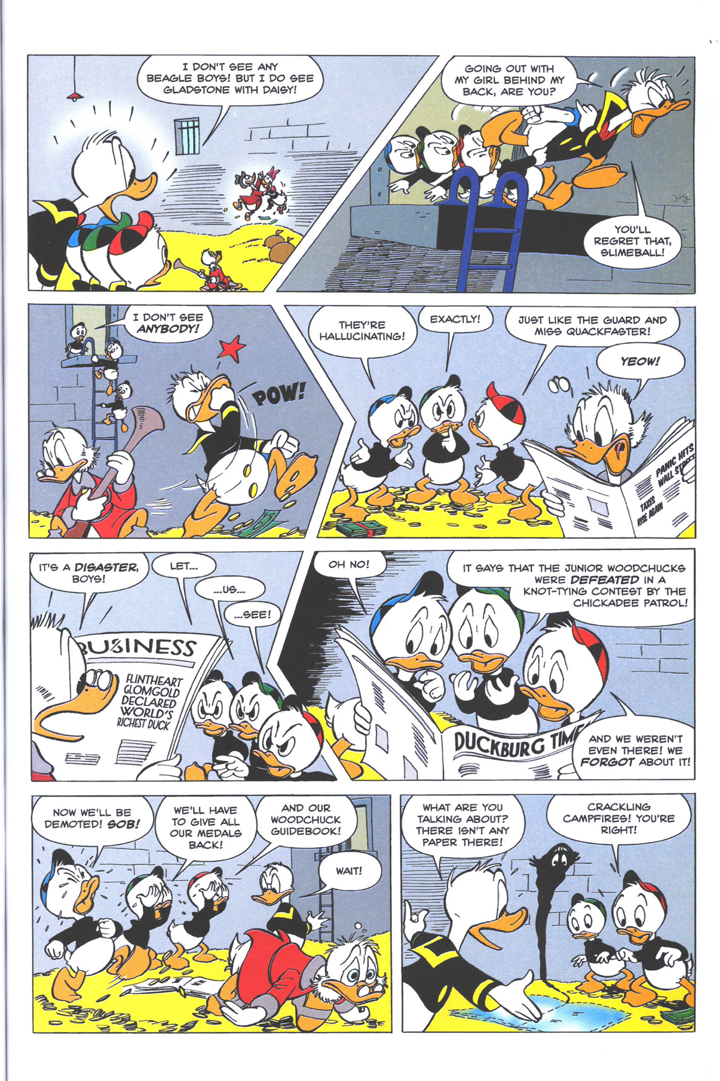 Read online Uncle Scrooge (1953) comic -  Issue #370 - 47