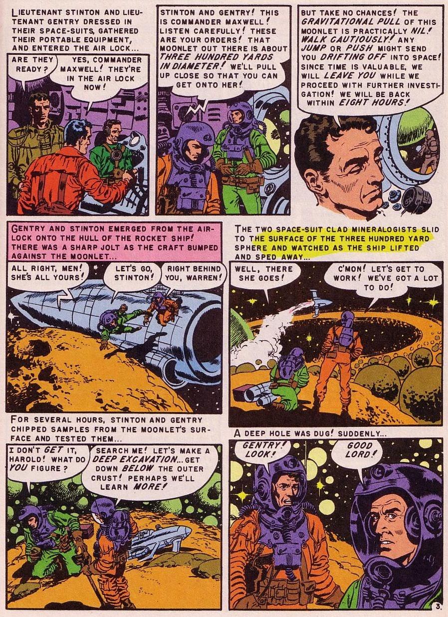 Weird Fantasy (1951) issue 10 - Page 5