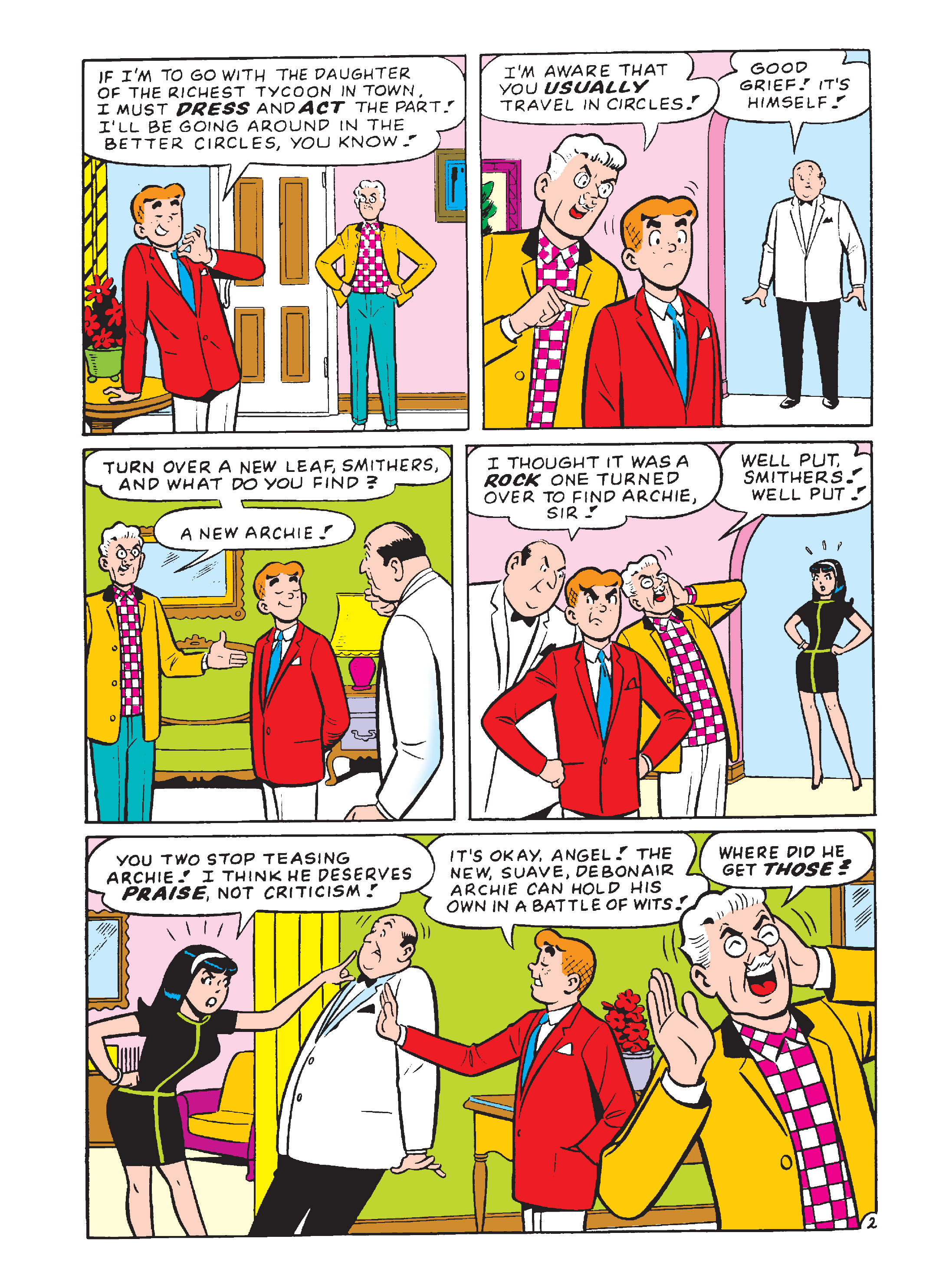 Read online Archie 1000 Page Comics Bonanza comic -  Issue #2 (Part 2) - 16
