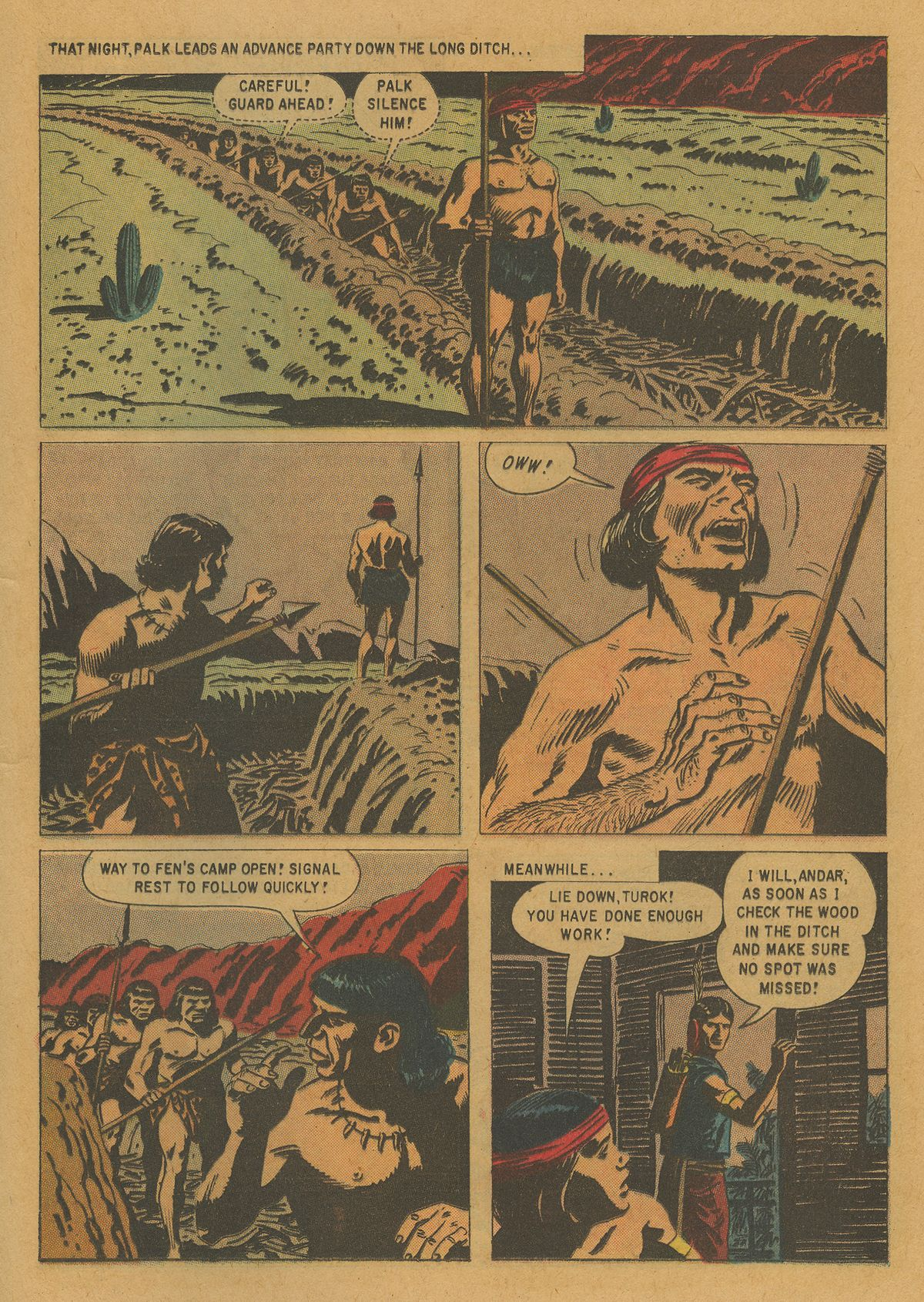Read online Turok, Son of Stone comic -  Issue #21 - 13