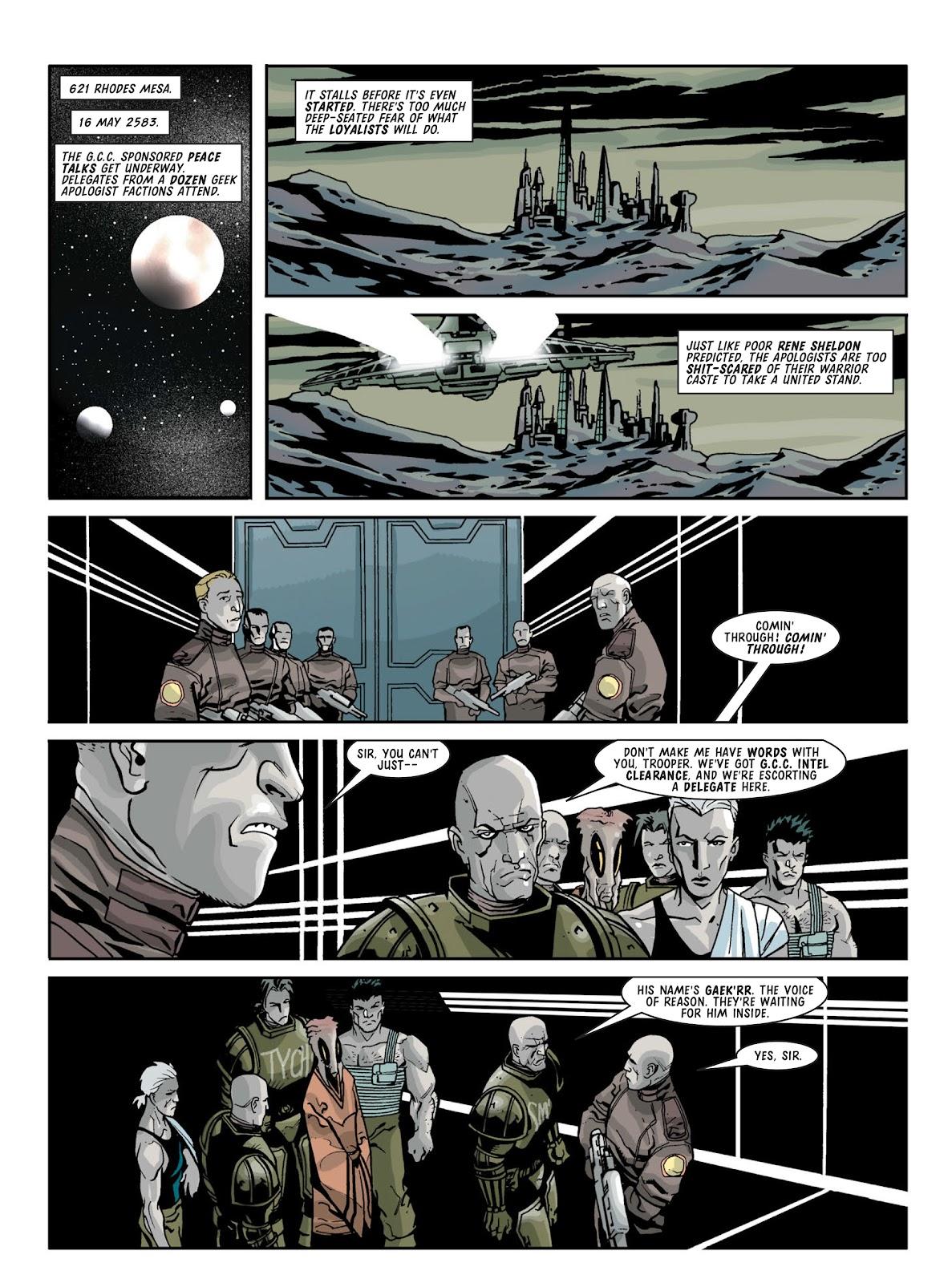 Judge Dredd Megazine (Vol. 5) Issue #381 #180 - English 126