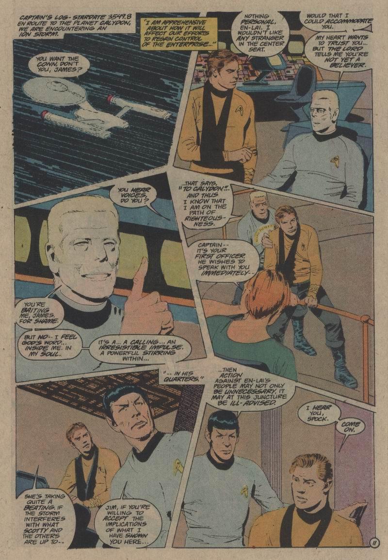 Star Trek (1984) #56 #59 - English 12