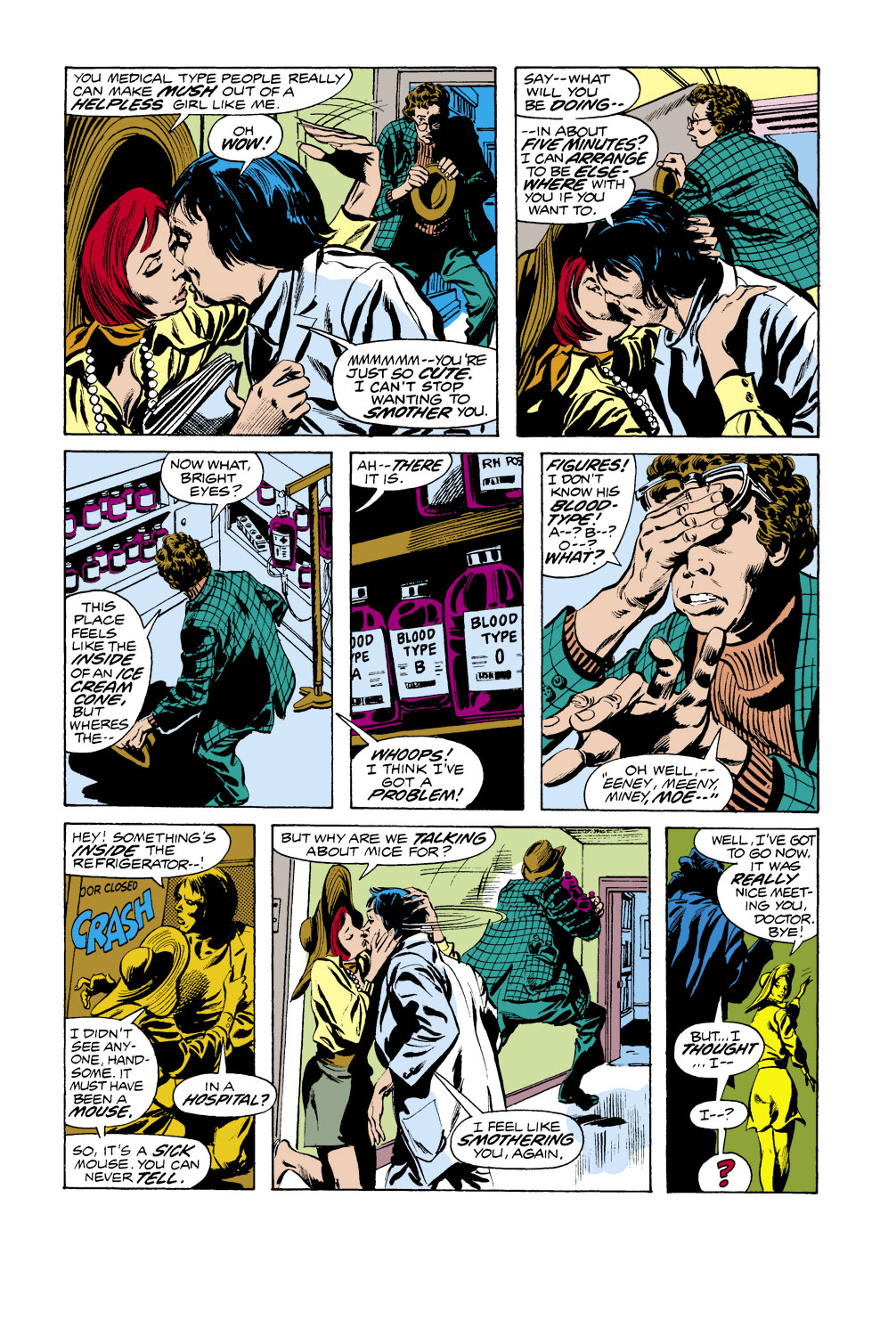 Tomb of Dracula (1972) issue 38 - Page 8
