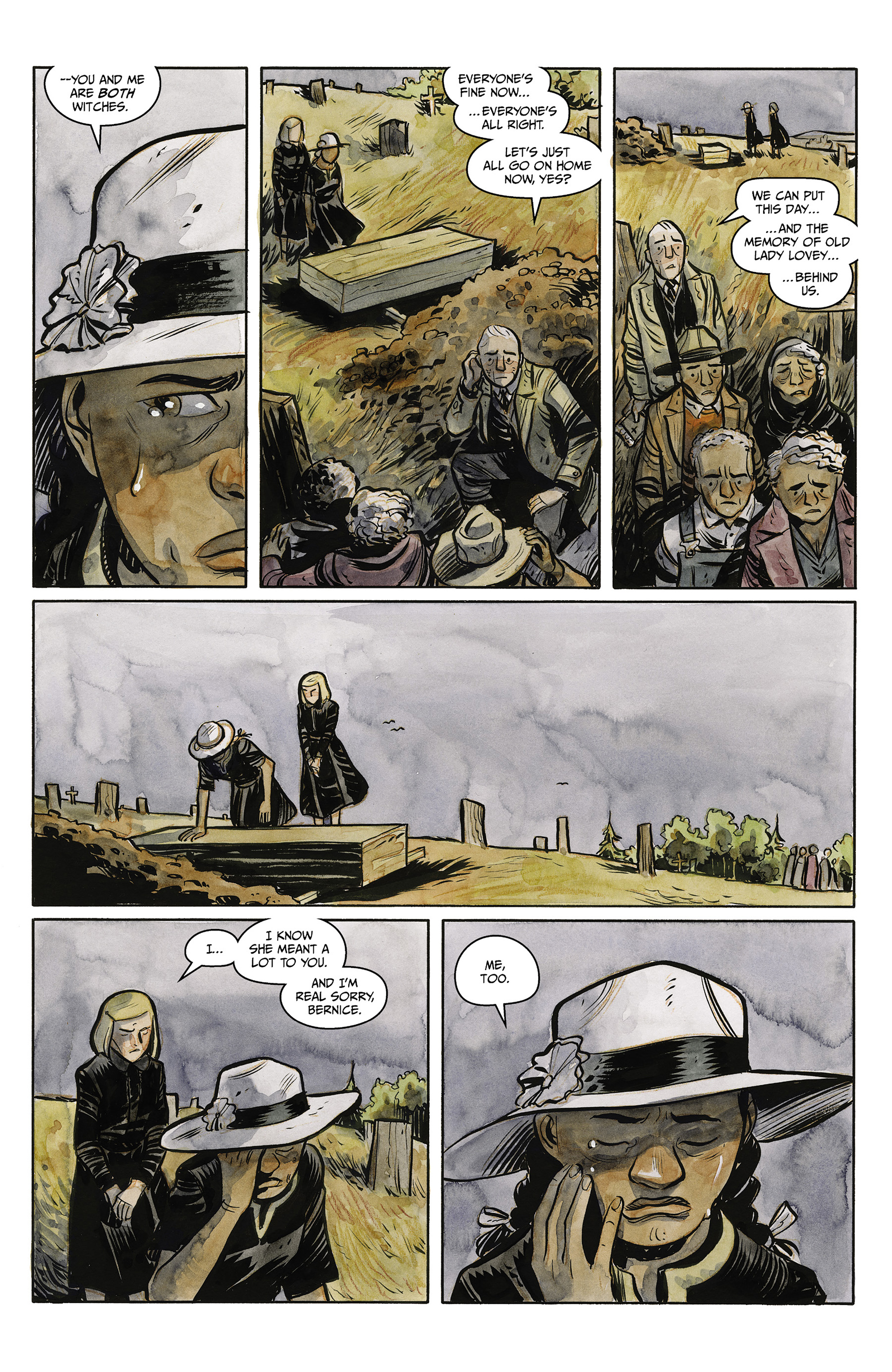 Read online Harrow County comic -  Issue #23 - 13