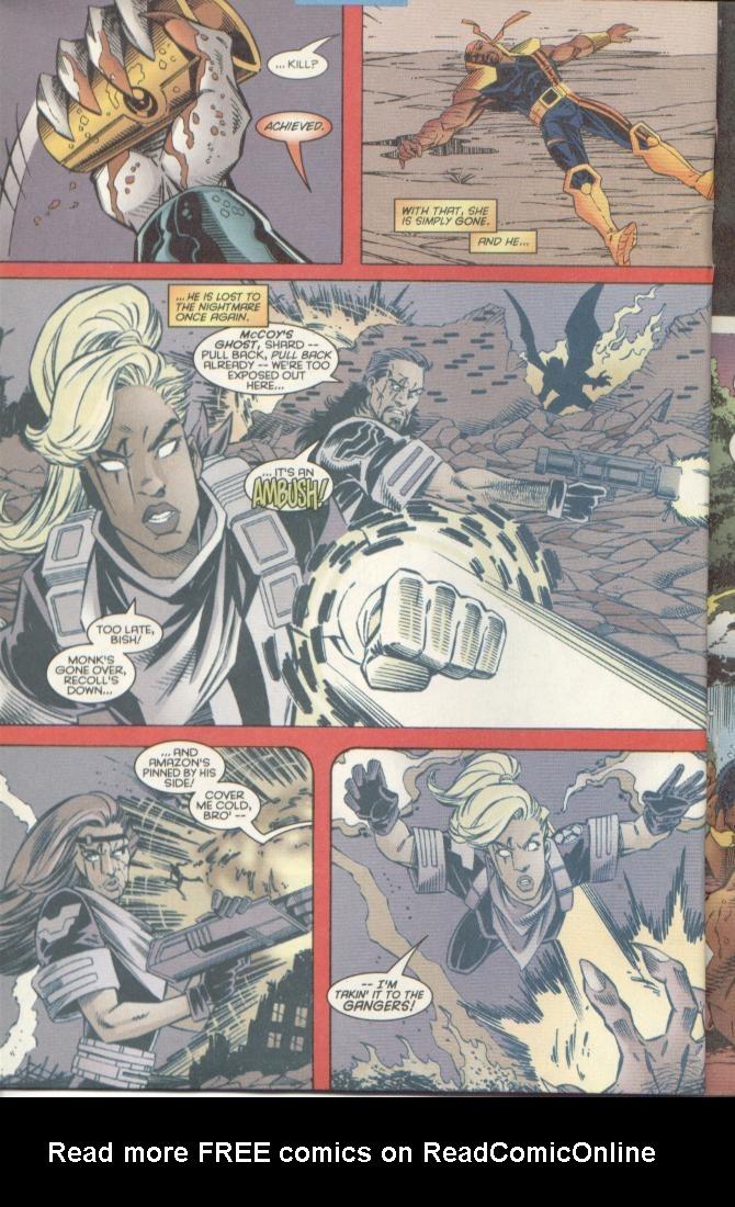 Read online Uncanny X-Men (1963) comic -  Issue # _Annual 1996 - 27