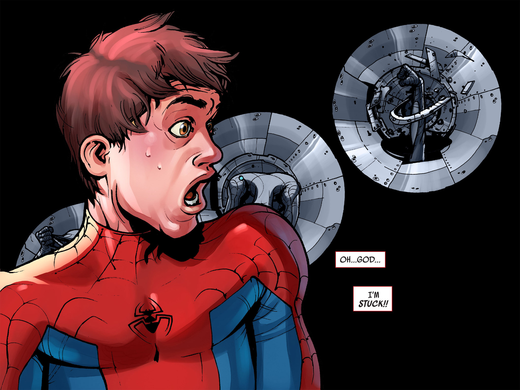 Read online Amazing Spider-Man: Who Am I? comic -  Issue # Full (Part 1) - 44