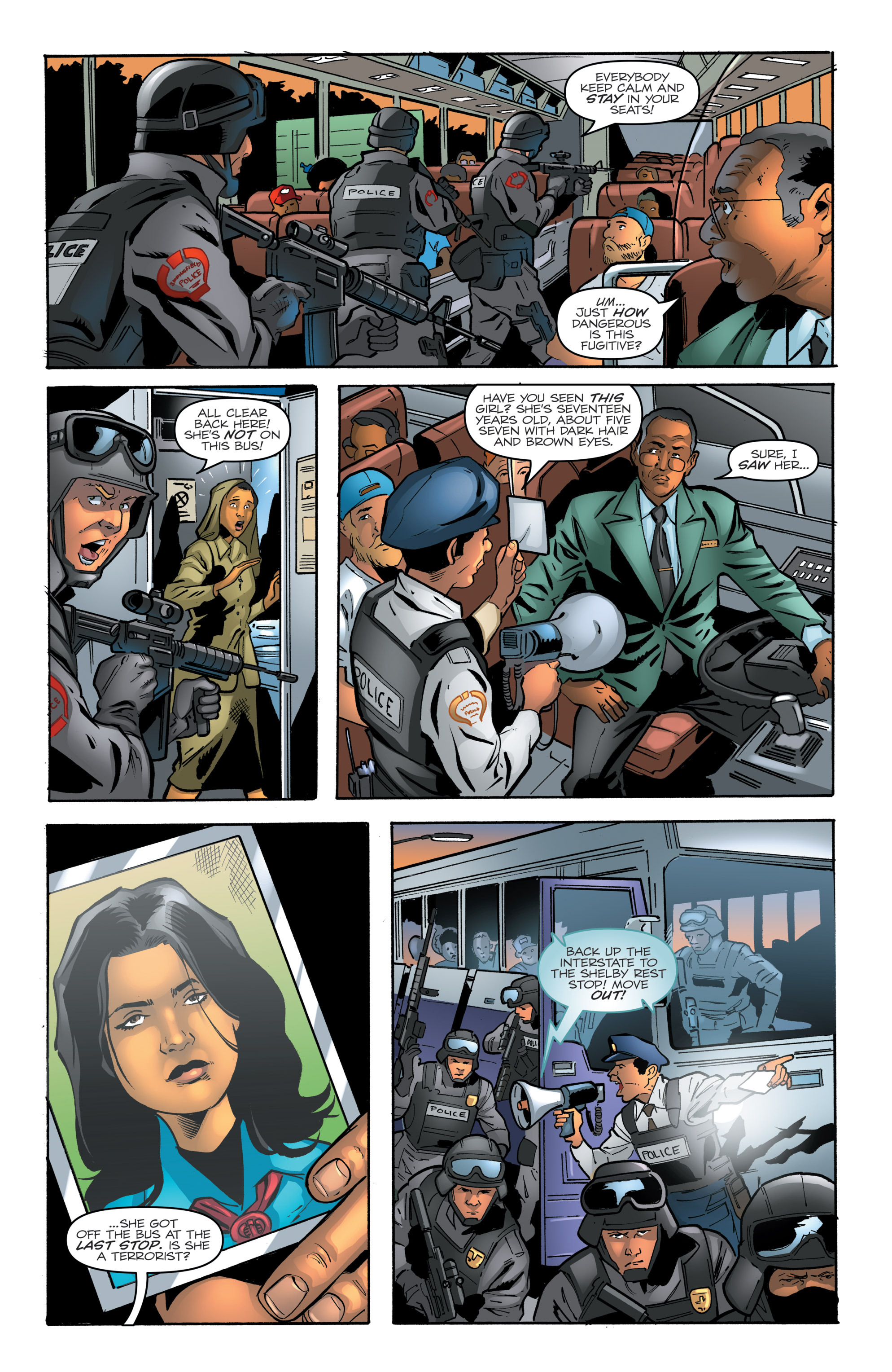 Read online G.I. Joe: A Real American Hero comic -  Issue #239 - 4