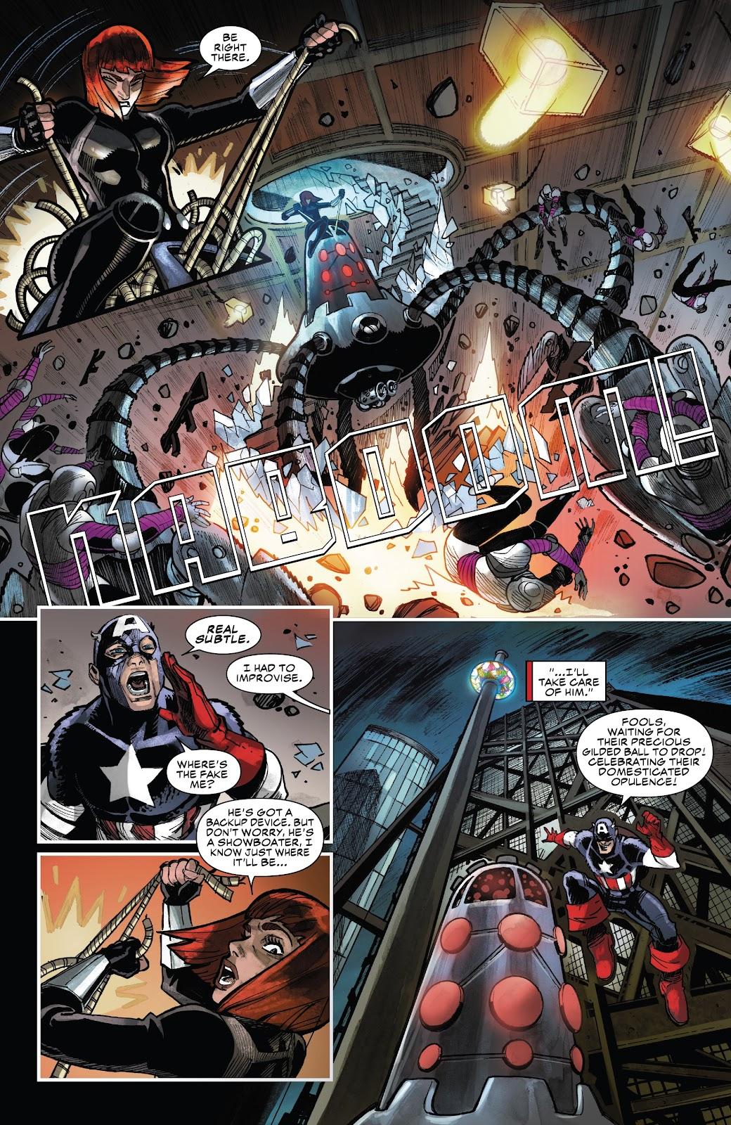 Read online Black Widow (2019) comic -  Issue #1 - 12