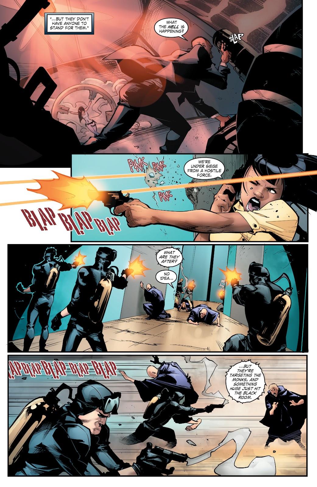 Read online Smallville Season 11 [II] comic -  Issue # TPB 5 - 82