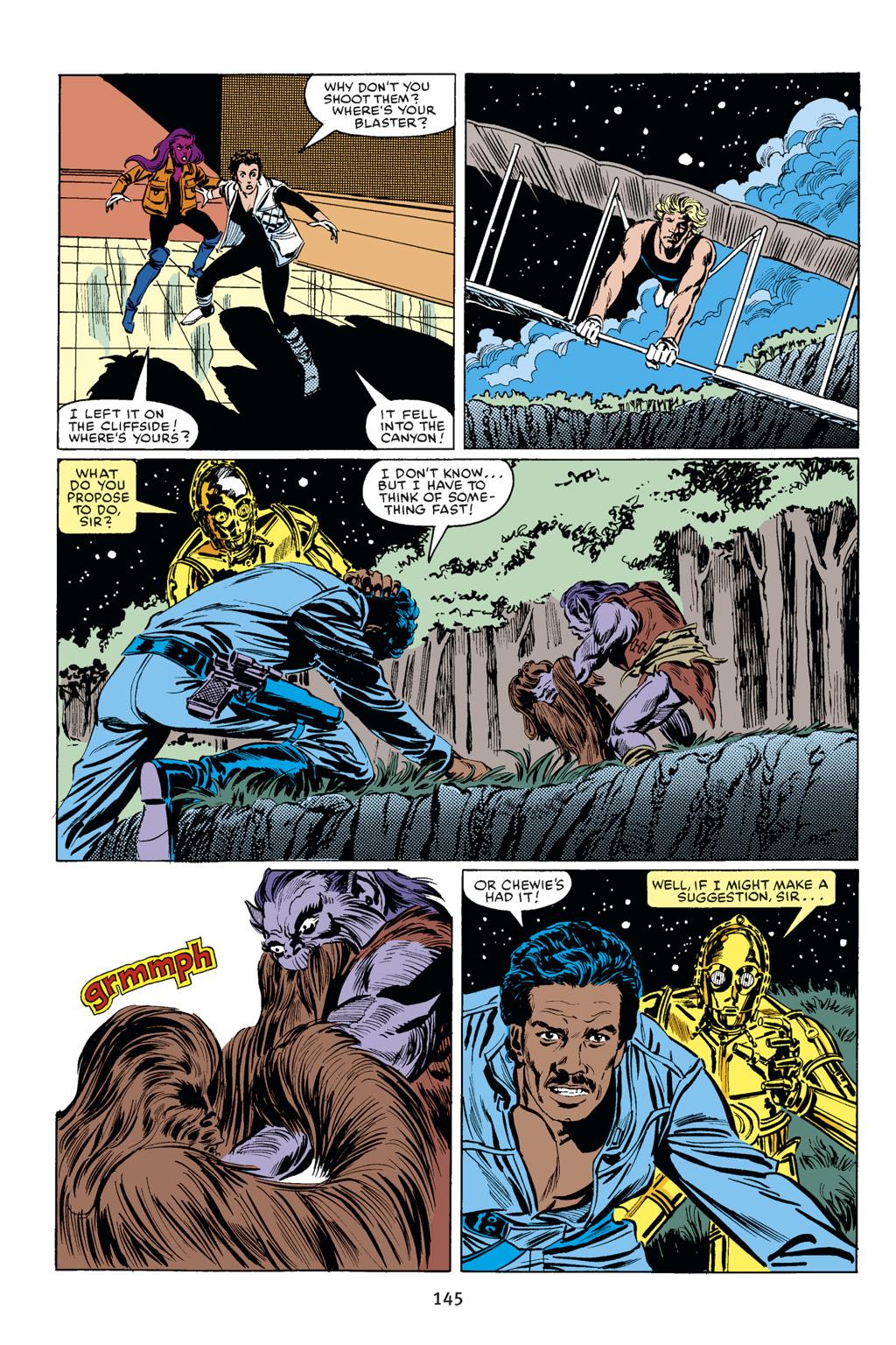 Read online Star Wars Omnibus comic -  Issue # Vol. 18 - 135