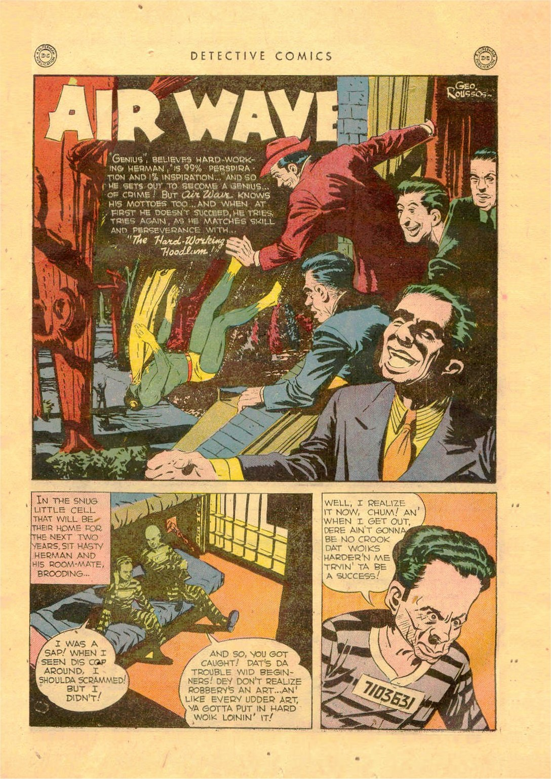 Read online Detective Comics (1937) comic -  Issue #92 - 17