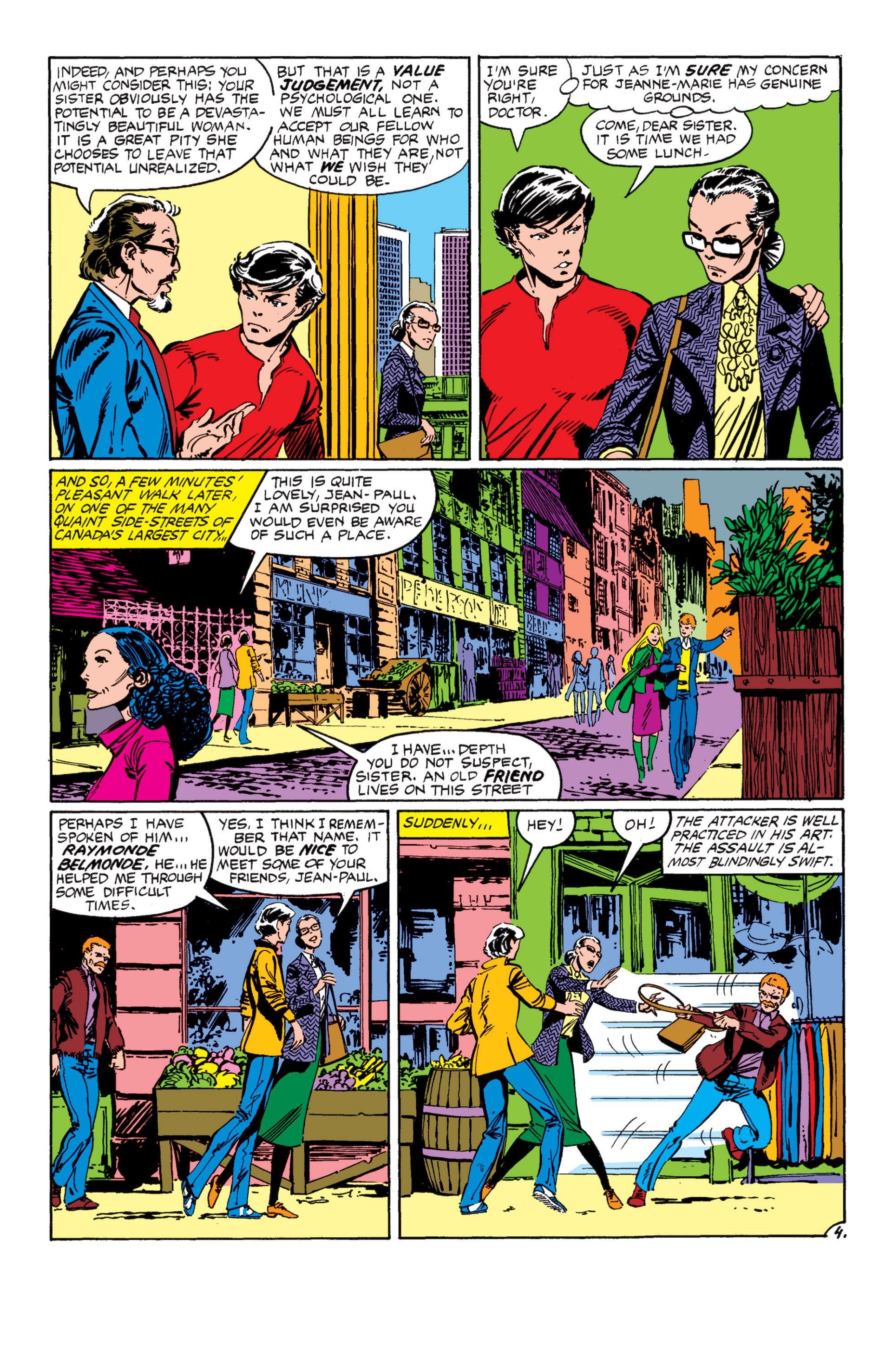 Read online Alpha Flight (1983) comic -  Issue #7 - 5
