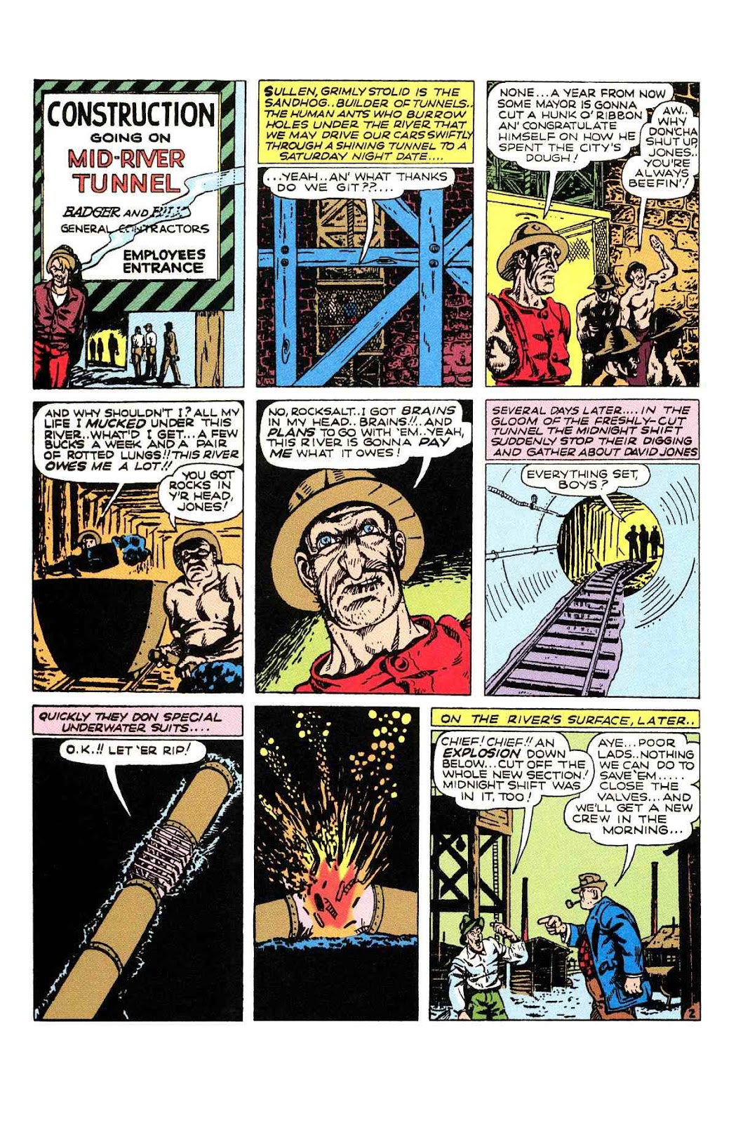 Read online Will Eisner's The Spirit Archives comic -  Issue # TPB 2 (Part 1) - 34