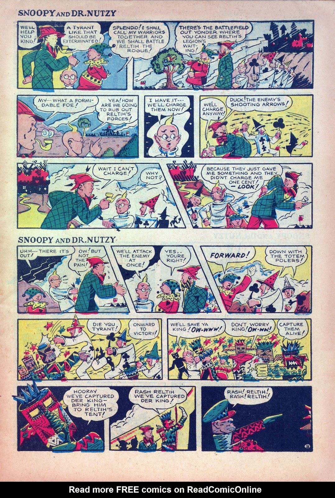 Read online Joker Comics comic -  Issue #9 - 5