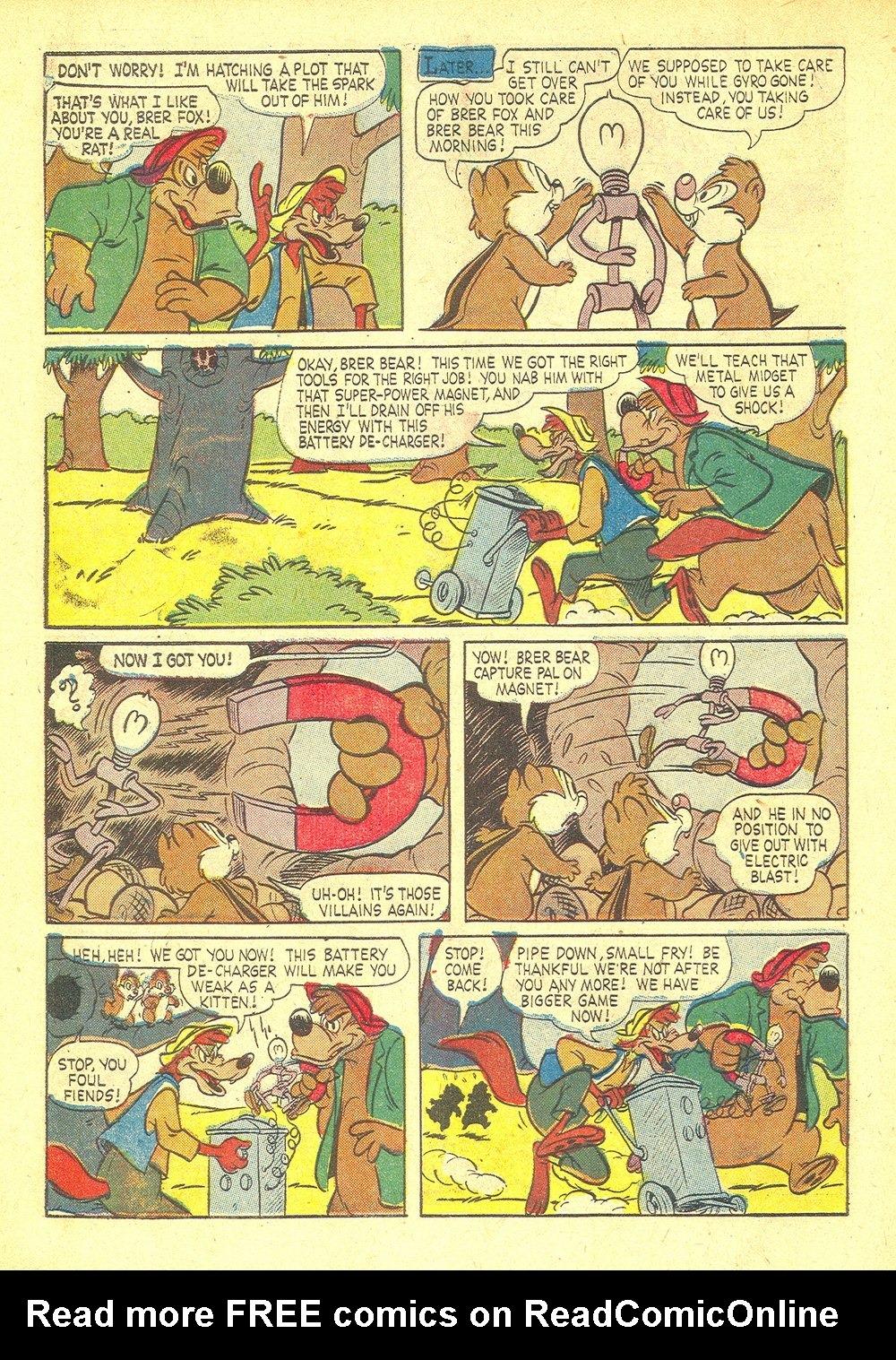 Walt Disneys Chip N Dale issue 25 - Page 30
