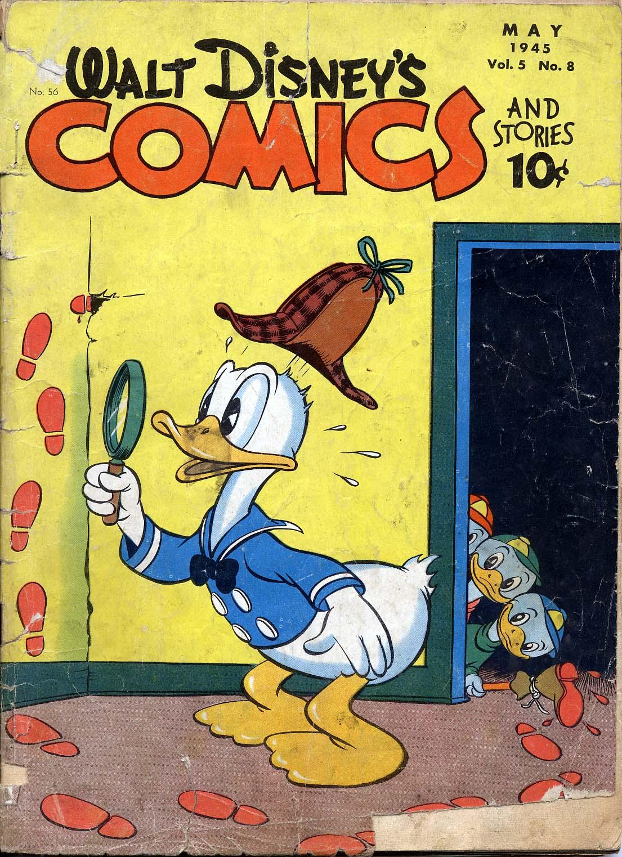 Walt Disneys Comics and Stories 56 Page 1