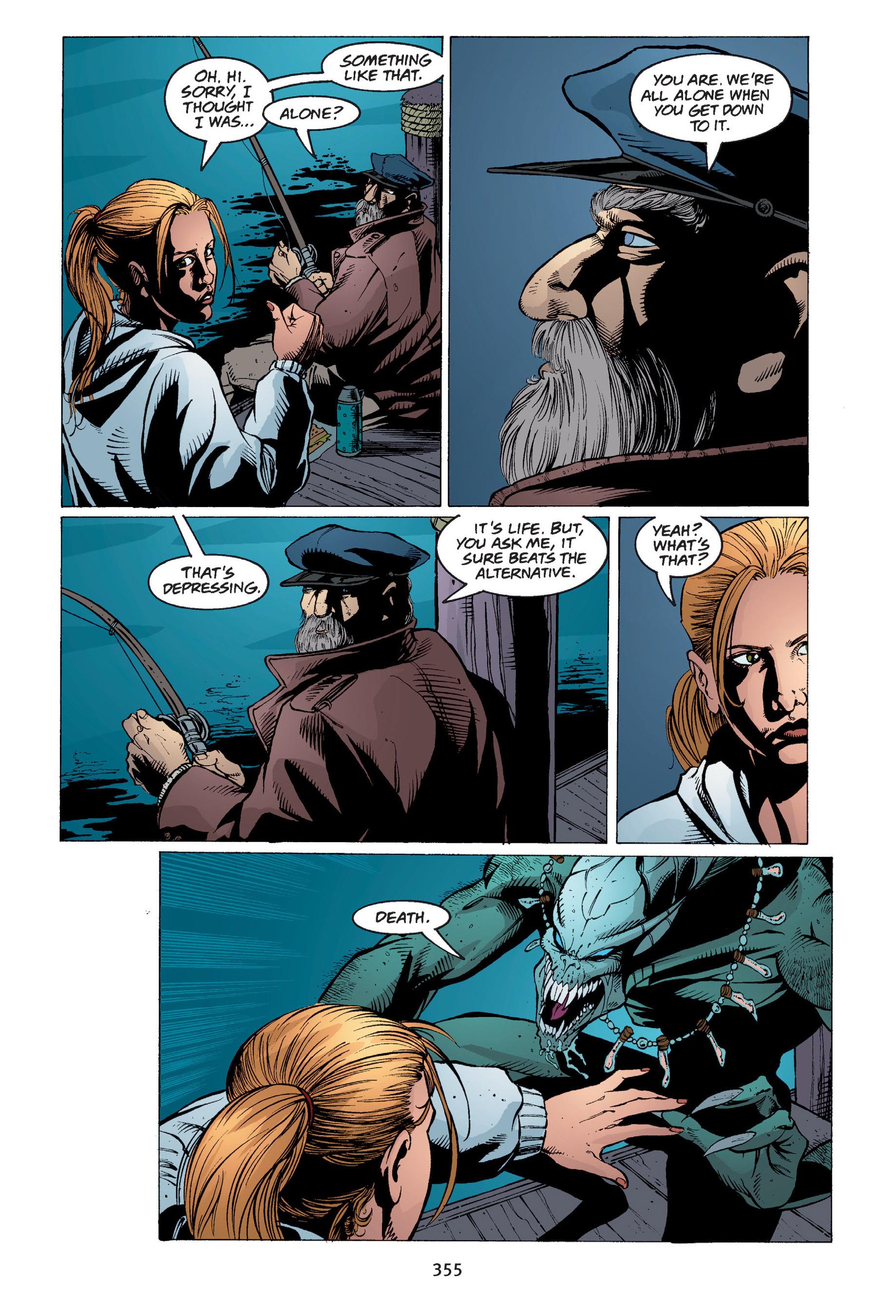 Read online Buffy the Vampire Slayer: Omnibus comic -  Issue # TPB 4 - 351