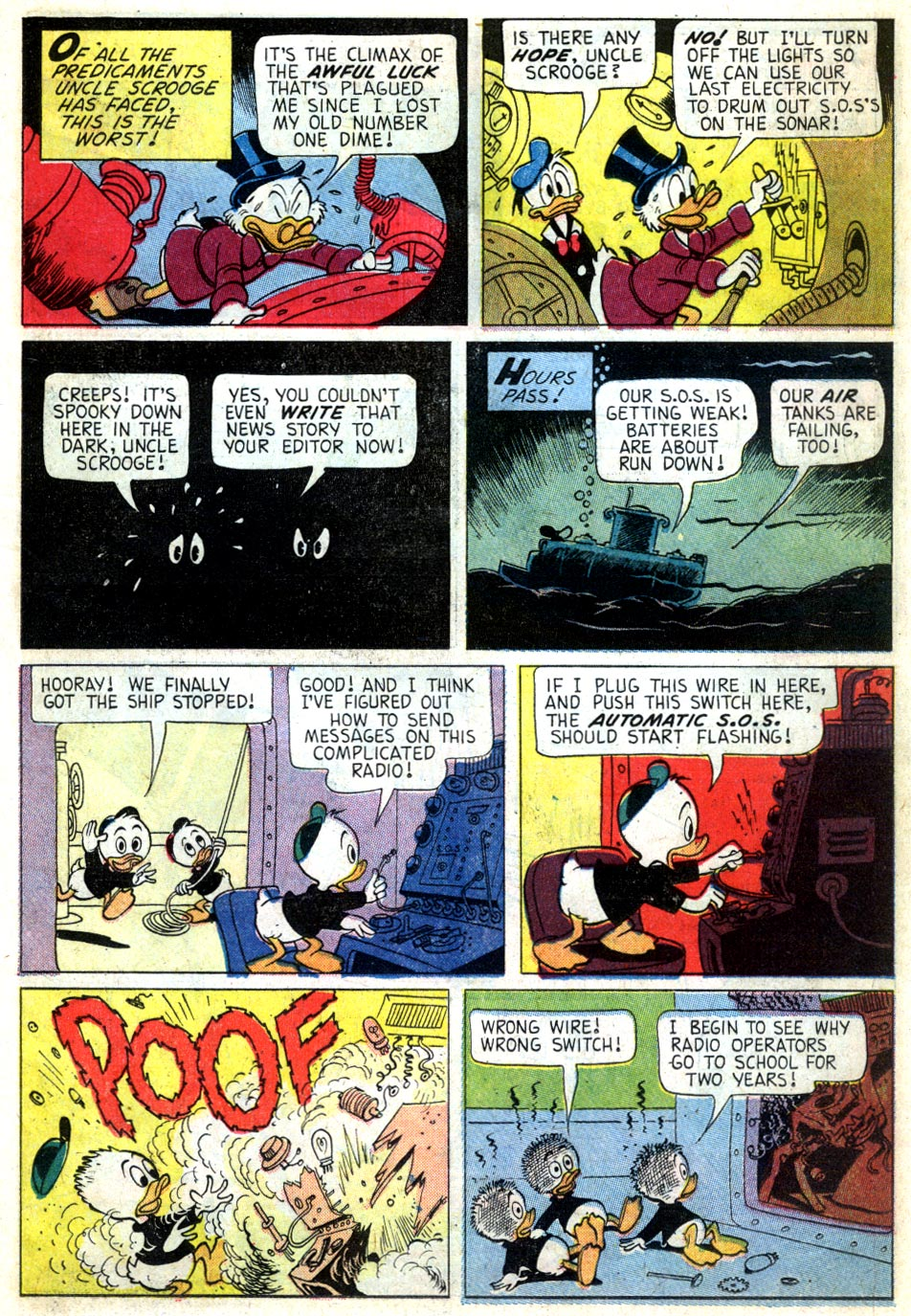 Read online Uncle Scrooge (1953) comic -  Issue #46 - 15