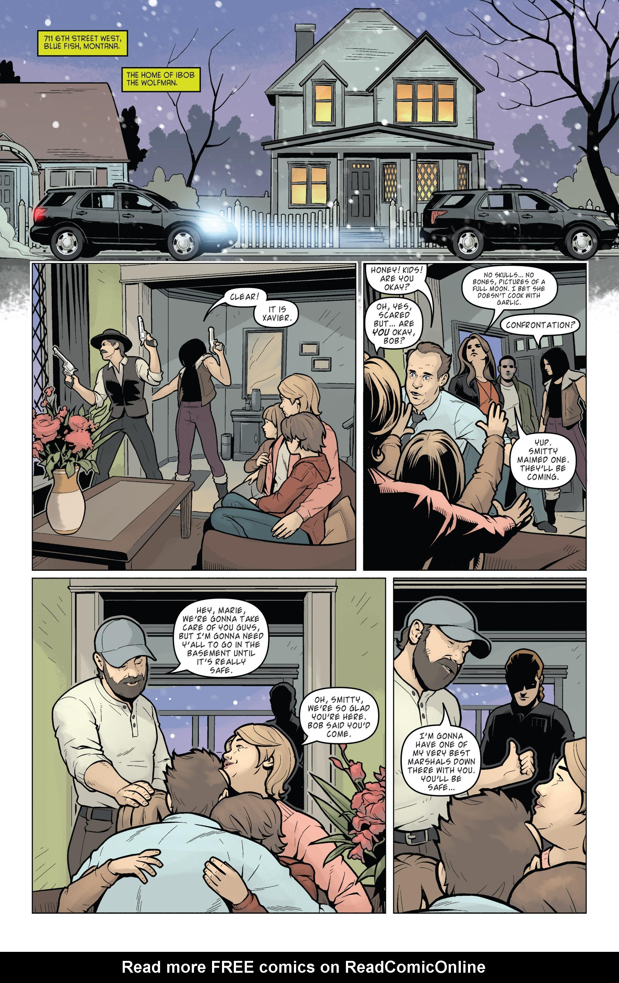 Read online Wynonna Earp (2016) comic -  Issue #8 - 11