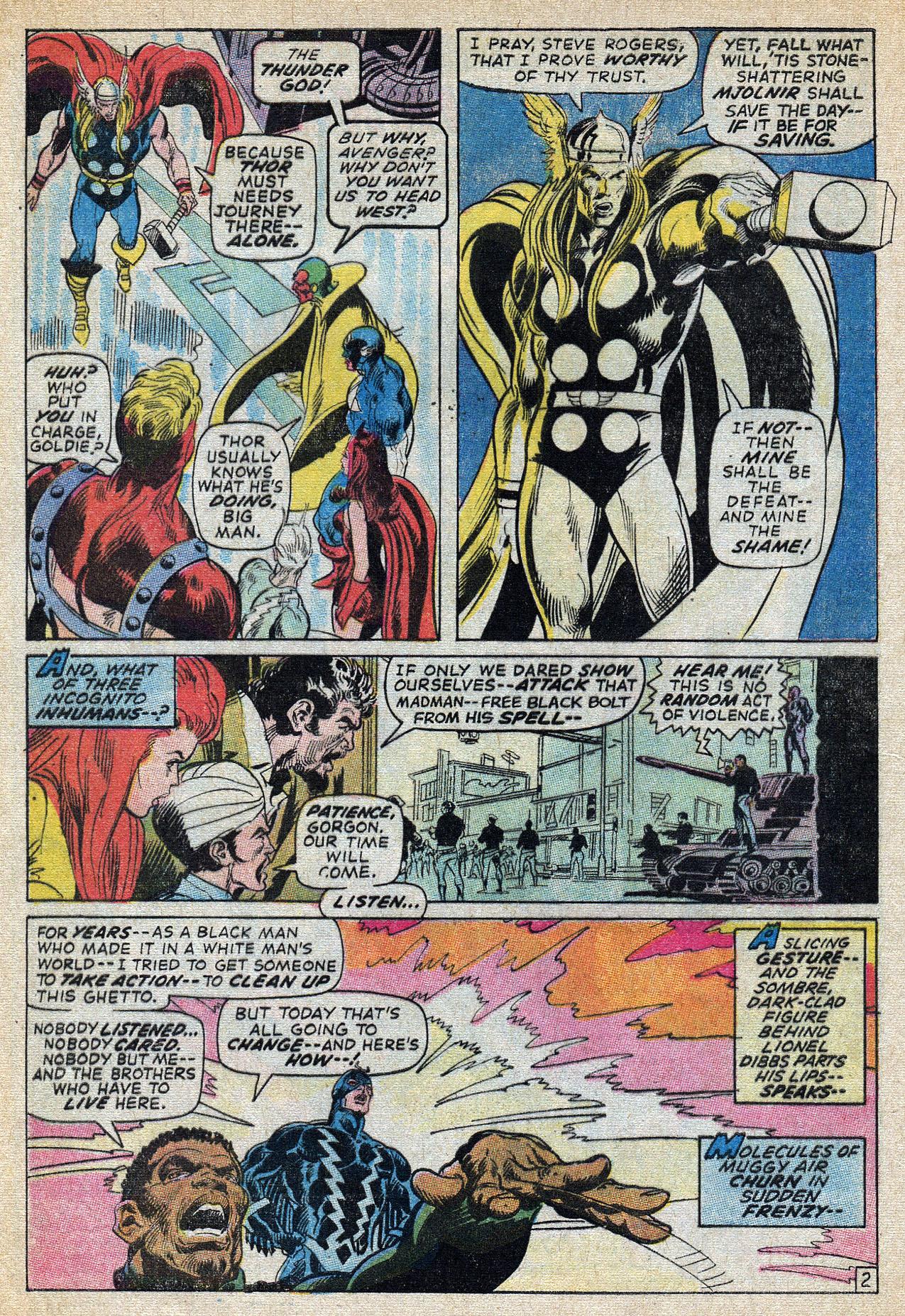 Read online Amazing Adventures (1970) comic -  Issue #8 - 4