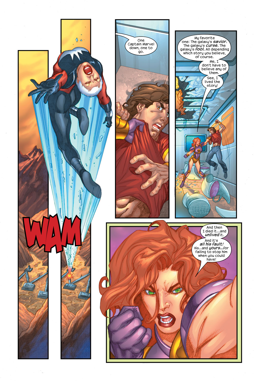 Captain Marvel (2002) Issue #19 #19 - English 16