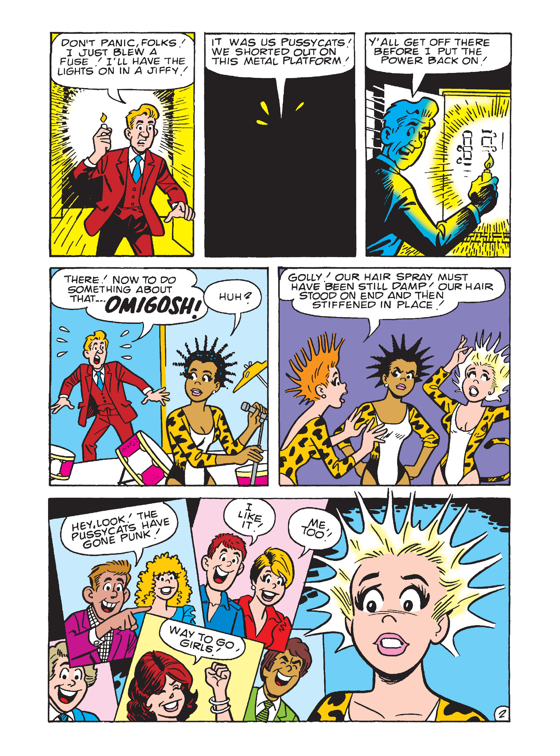 Read online Archie 75th Anniversary Digest comic -  Issue #1 - 70
