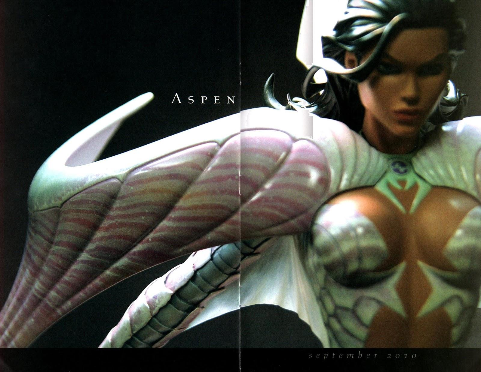 Read online Aspen Splash: Swimsuit Spectacular comic -  Issue # Issue 2010 - 15