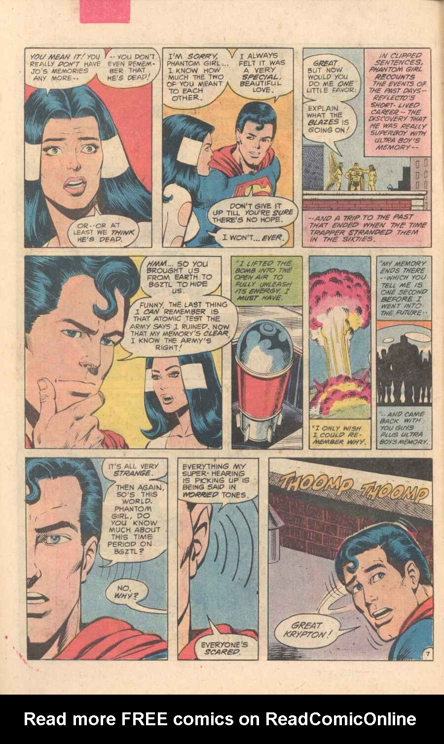 Legion of Super-Heroes (1980) 282 Page 7