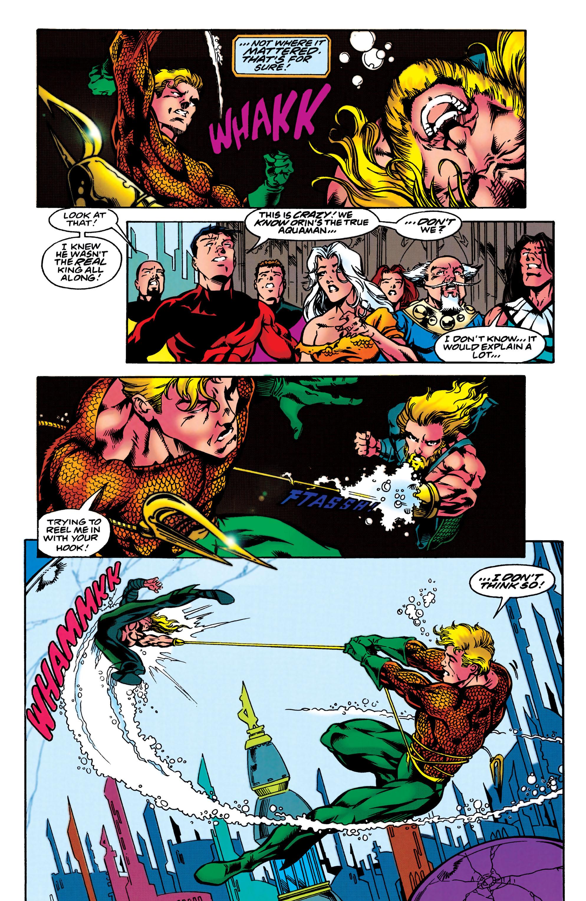 Read online Aquaman (1994) comic -  Issue #47 - 9