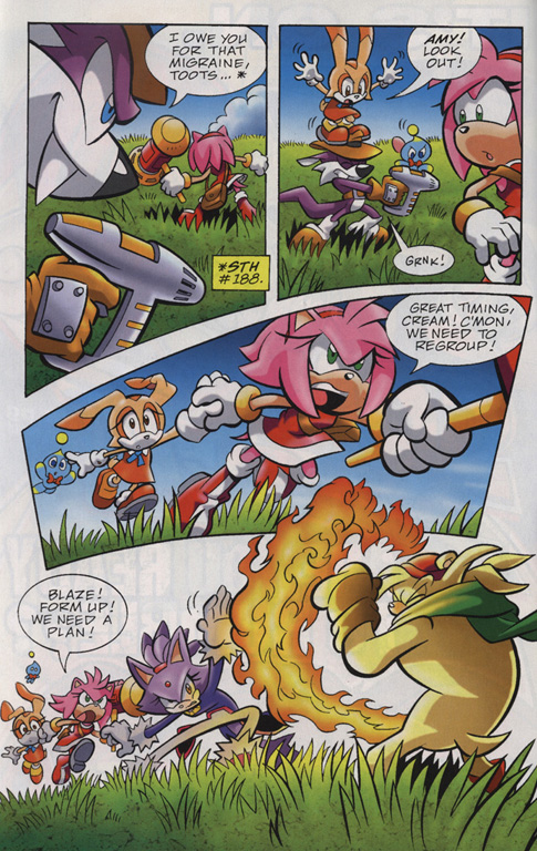 Read online Sonic Universe comic -  Issue #24 - 6