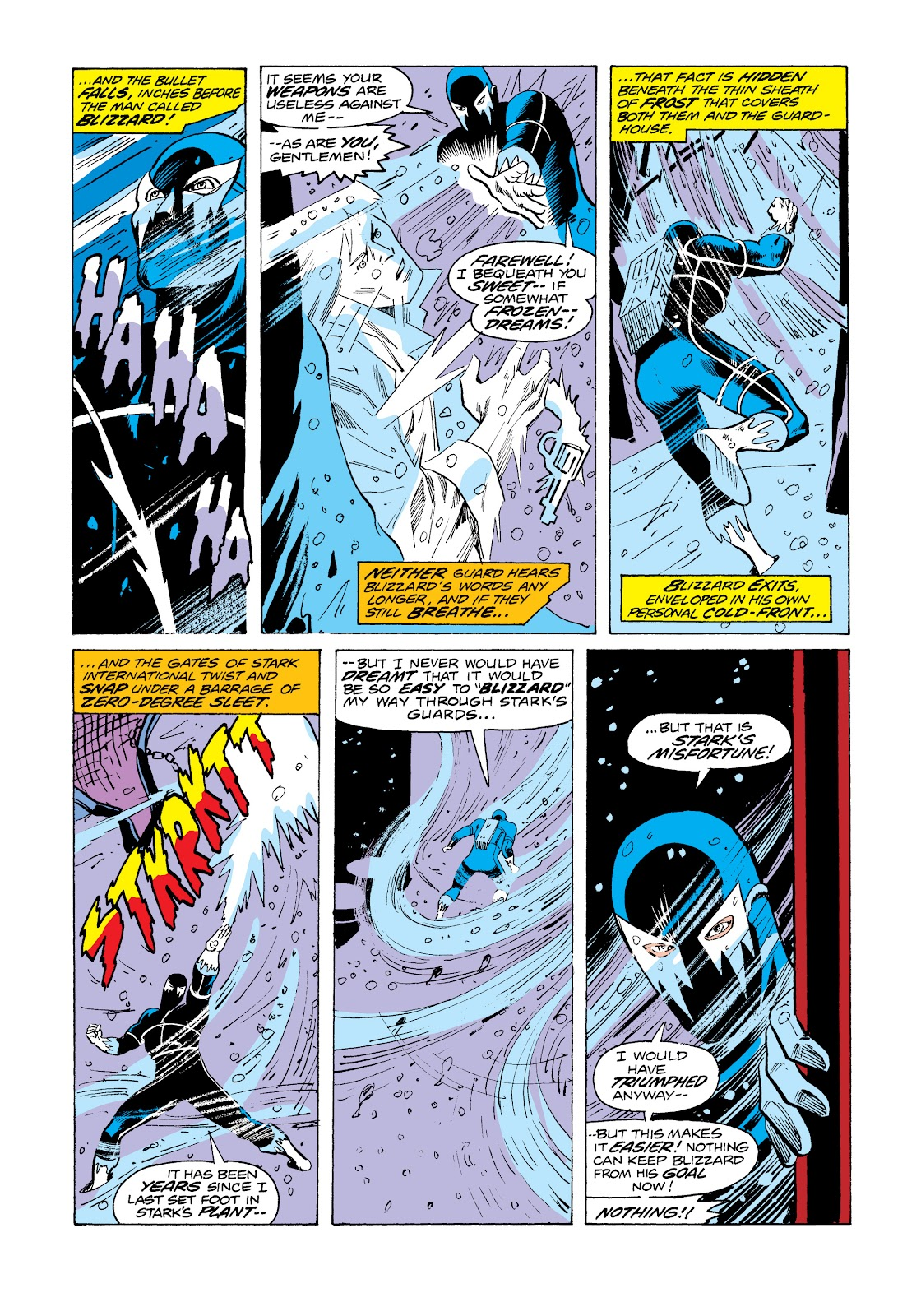 Read online Marvel Masterworks: The Invincible Iron Man comic -  Issue # TPB 11 (Part 1) - 91