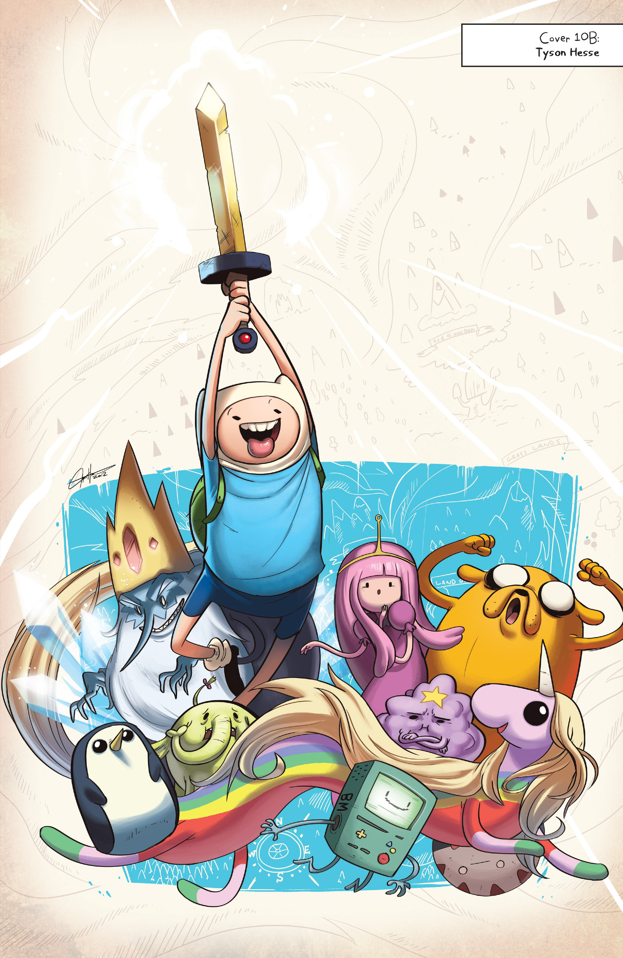 Read online Adventure Time comic -  Issue #Adventure Time _TPB 3 - 85