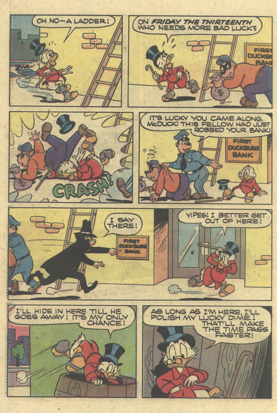 Read online Uncle Scrooge (1953) comic -  Issue #173 - 26