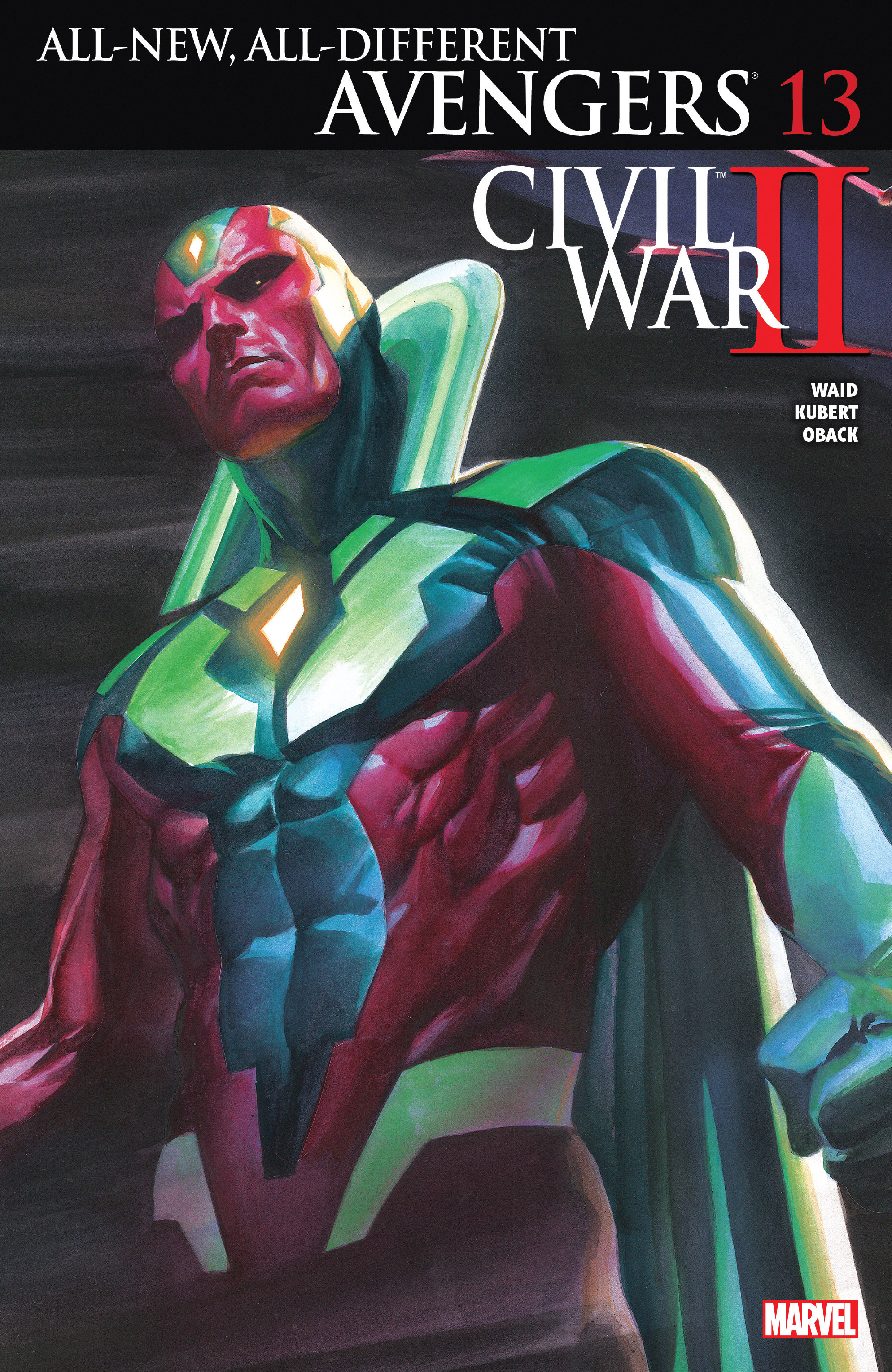 Read online All-New, All-Different Avengers comic -  Issue #13 - 1