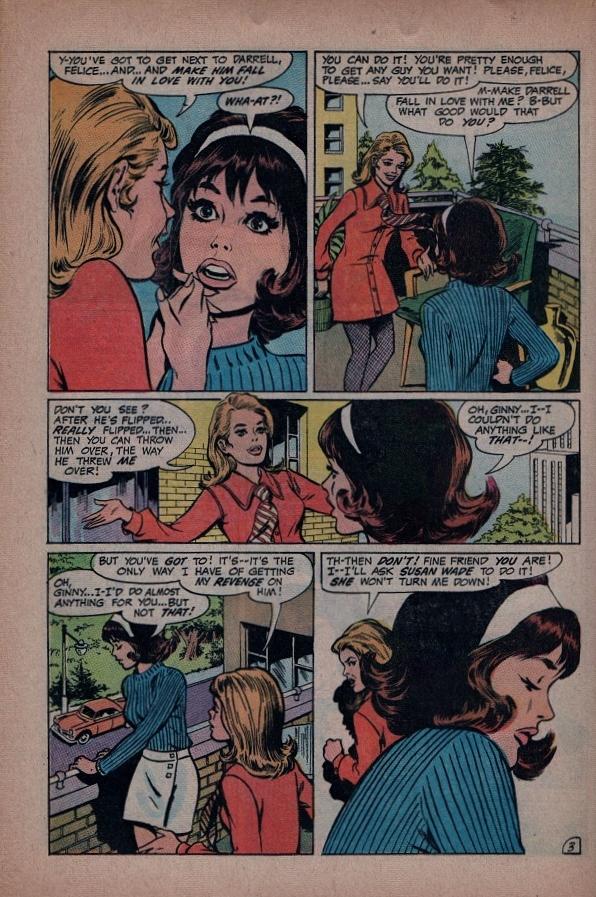 Read online Secret Hearts comic -  Issue #145 - 24
