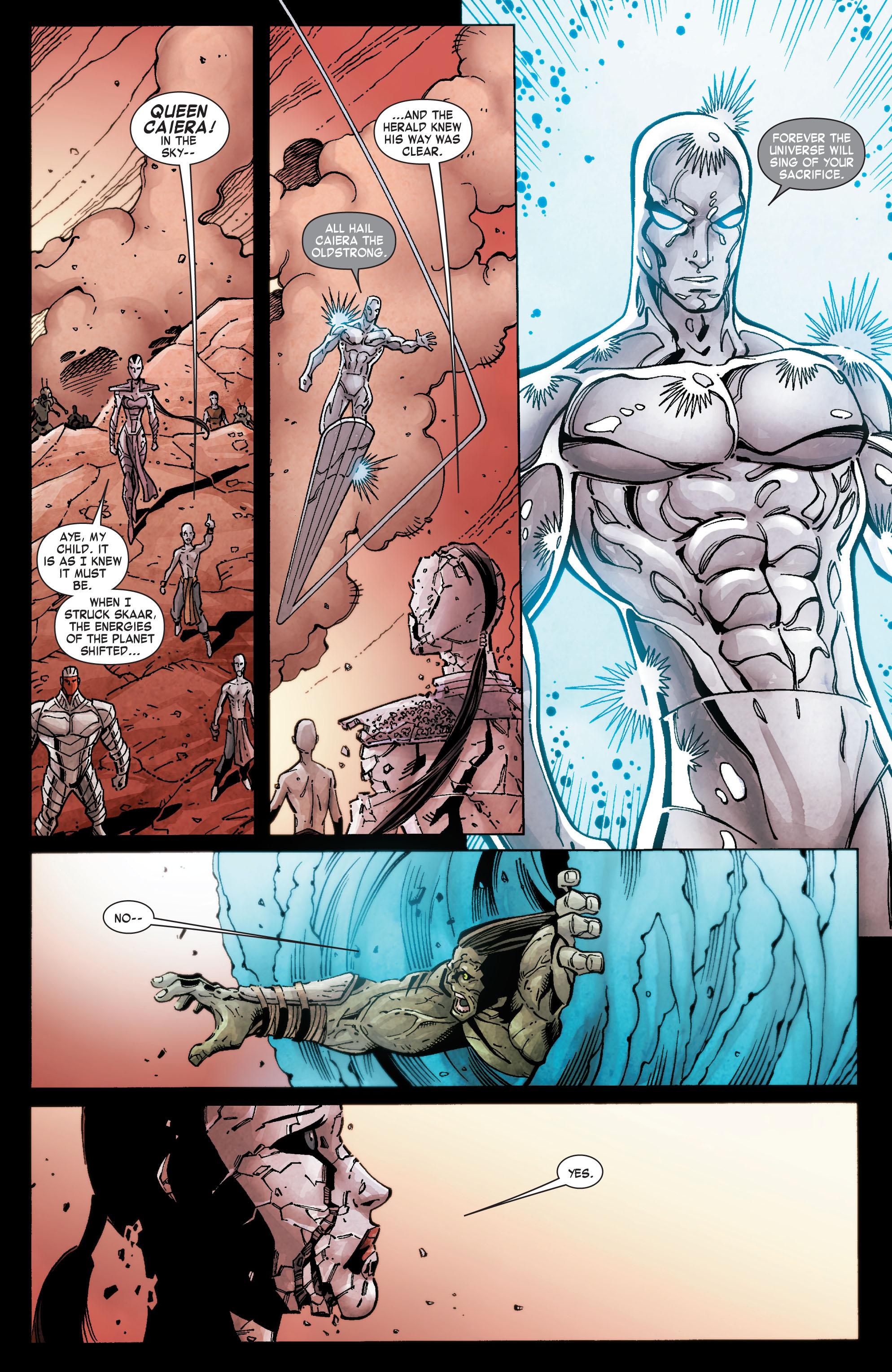 Read online Skaar: Son of Hulk comic -  Issue #10 - 24