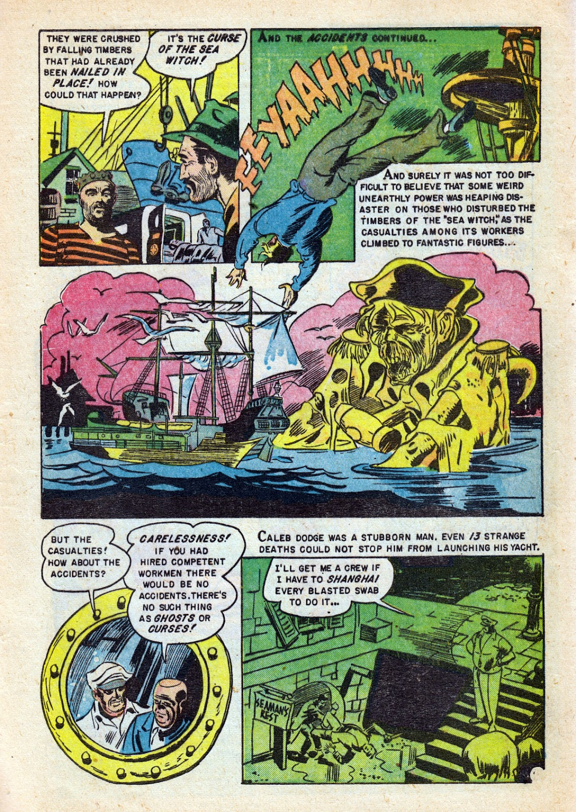 Dark Mysteries issue 1 - Page 5