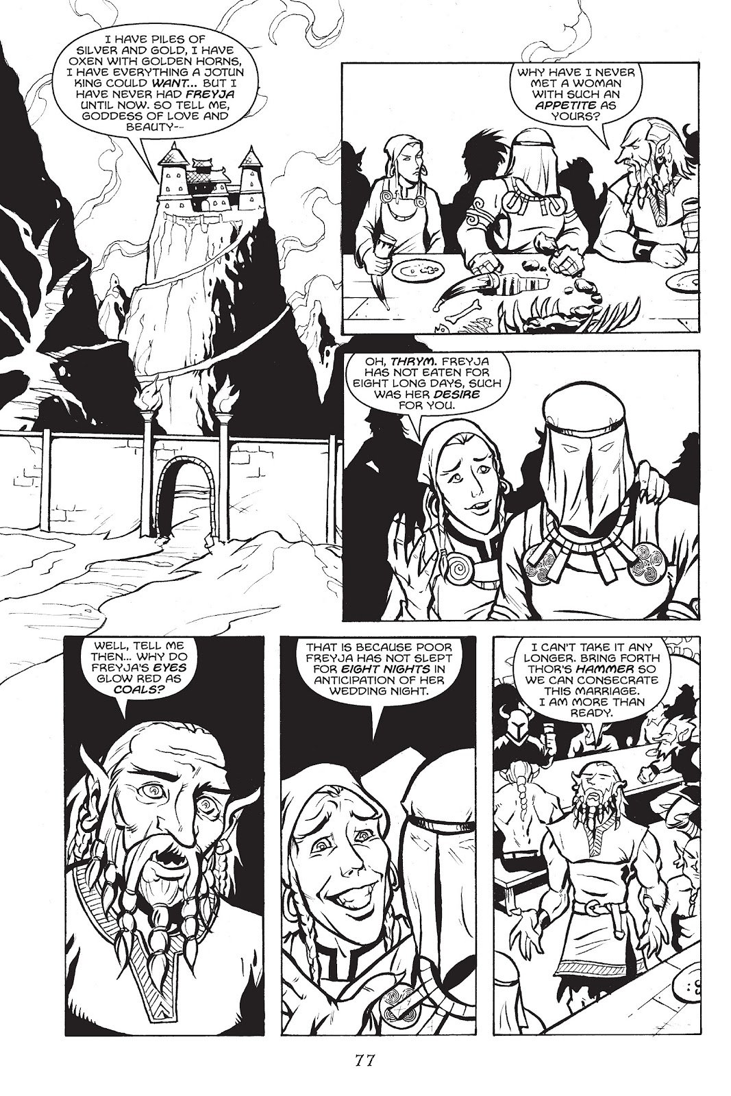 Read online Gods of Asgard comic -  Issue # TPB (Part 1) - 78
