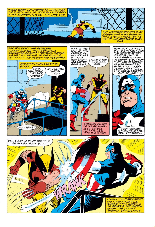 Read online Captain America (1968) comic -  Issue # _Annual 8 - 24