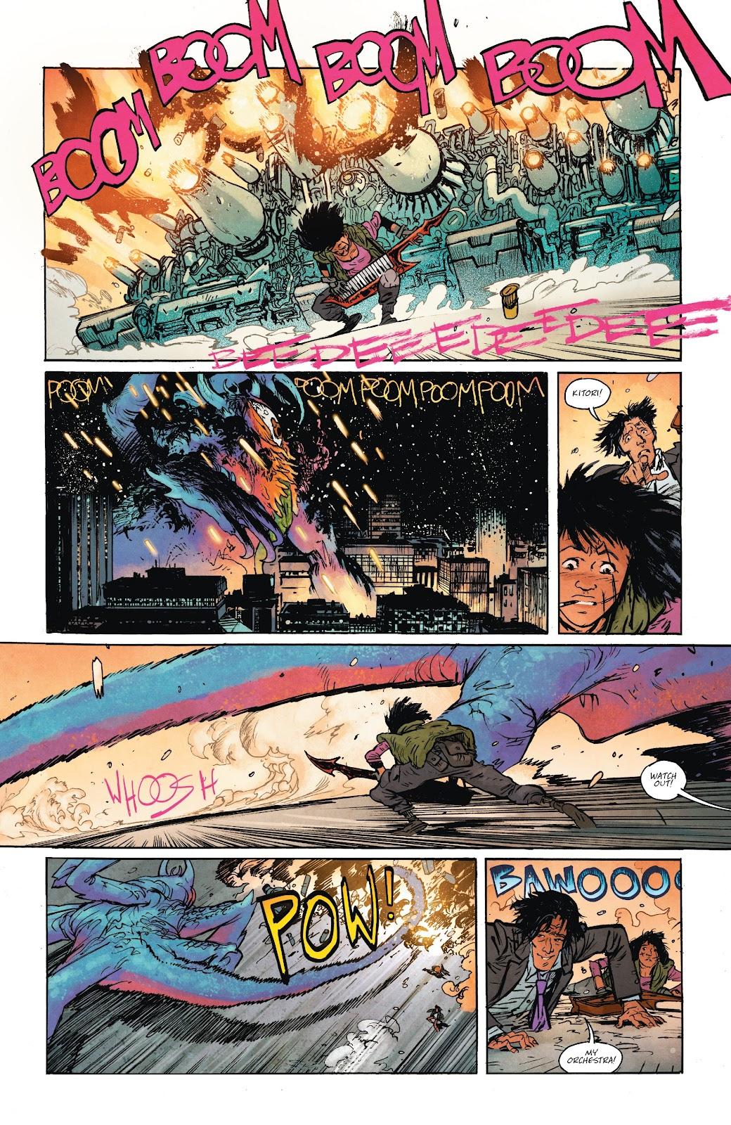 Read online Murder Falcon comic -  Issue #7 - 14