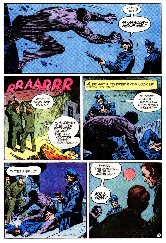 Read online Sgt. Rock comic -  Issue #354 - 11
