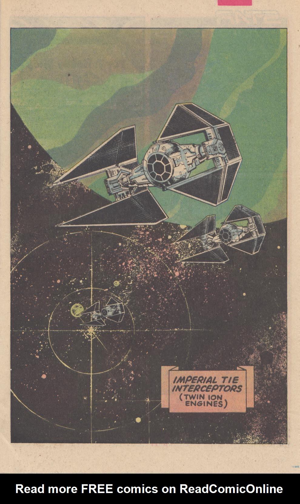 Read online Star Wars: Return of the Jedi comic -  Issue #3 - 25