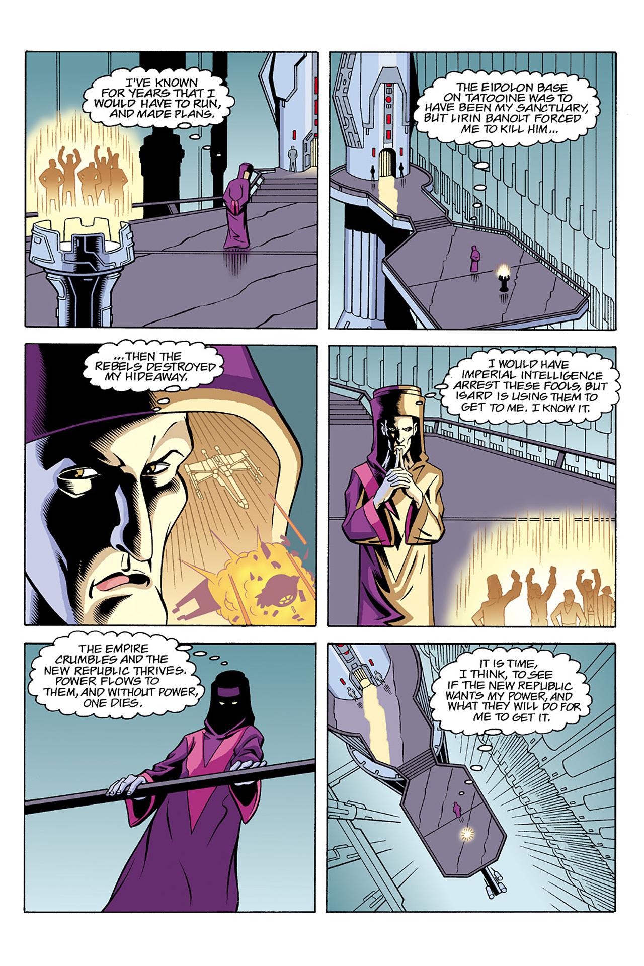 Read online Star Wars Omnibus comic -  Issue # Vol. 3 - 189
