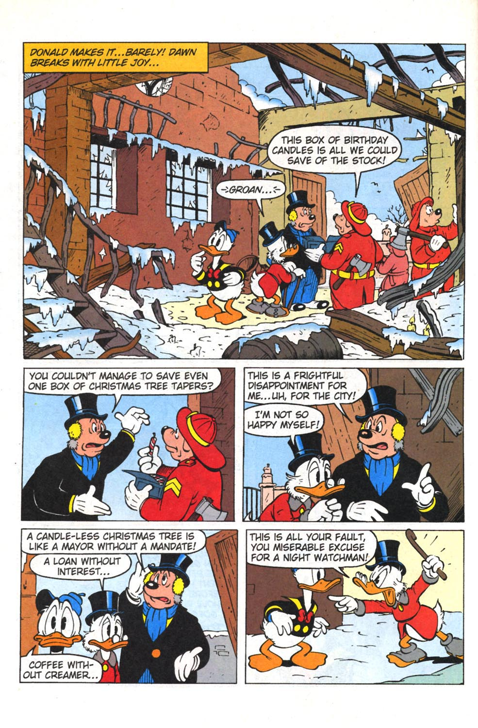 Read online Uncle Scrooge (1953) comic -  Issue #308 - 15