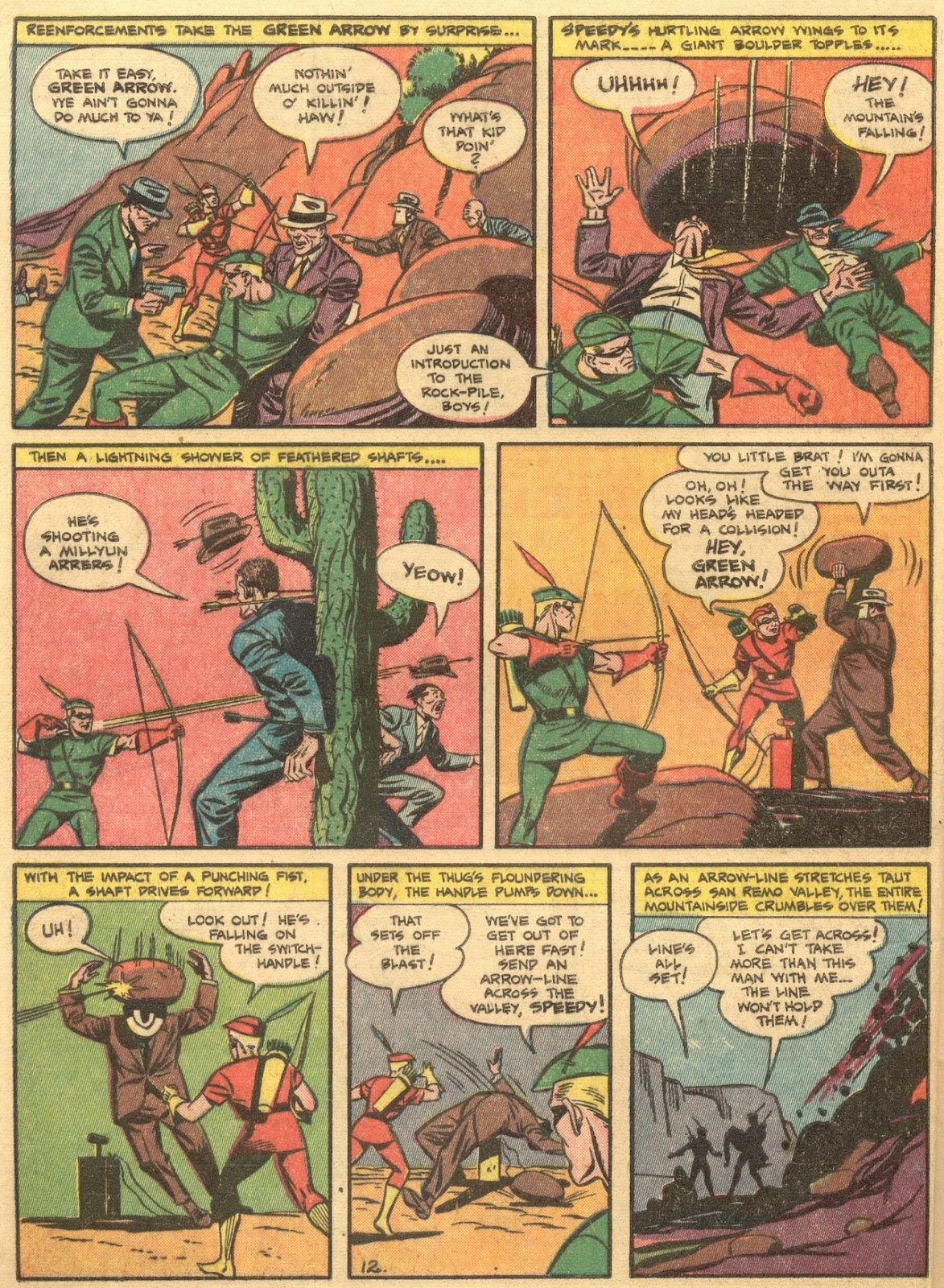 More Fun Comics issue 80 - Page 14