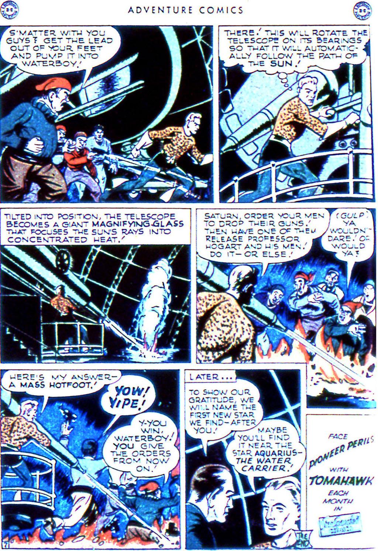 Read online Adventure Comics (1938) comic -  Issue #119 - 20