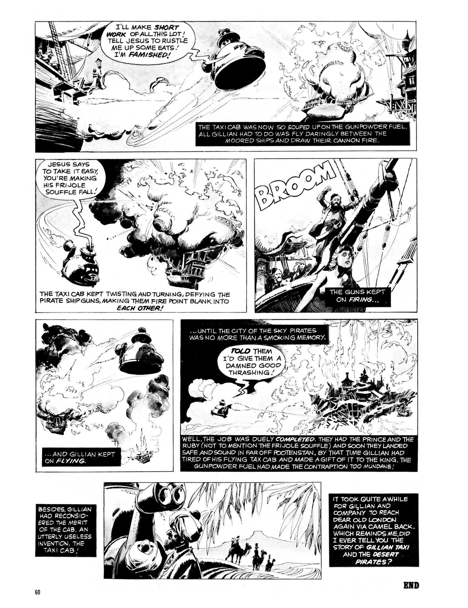 Read online Eerie Archives comic -  Issue # TPB 16 - 61